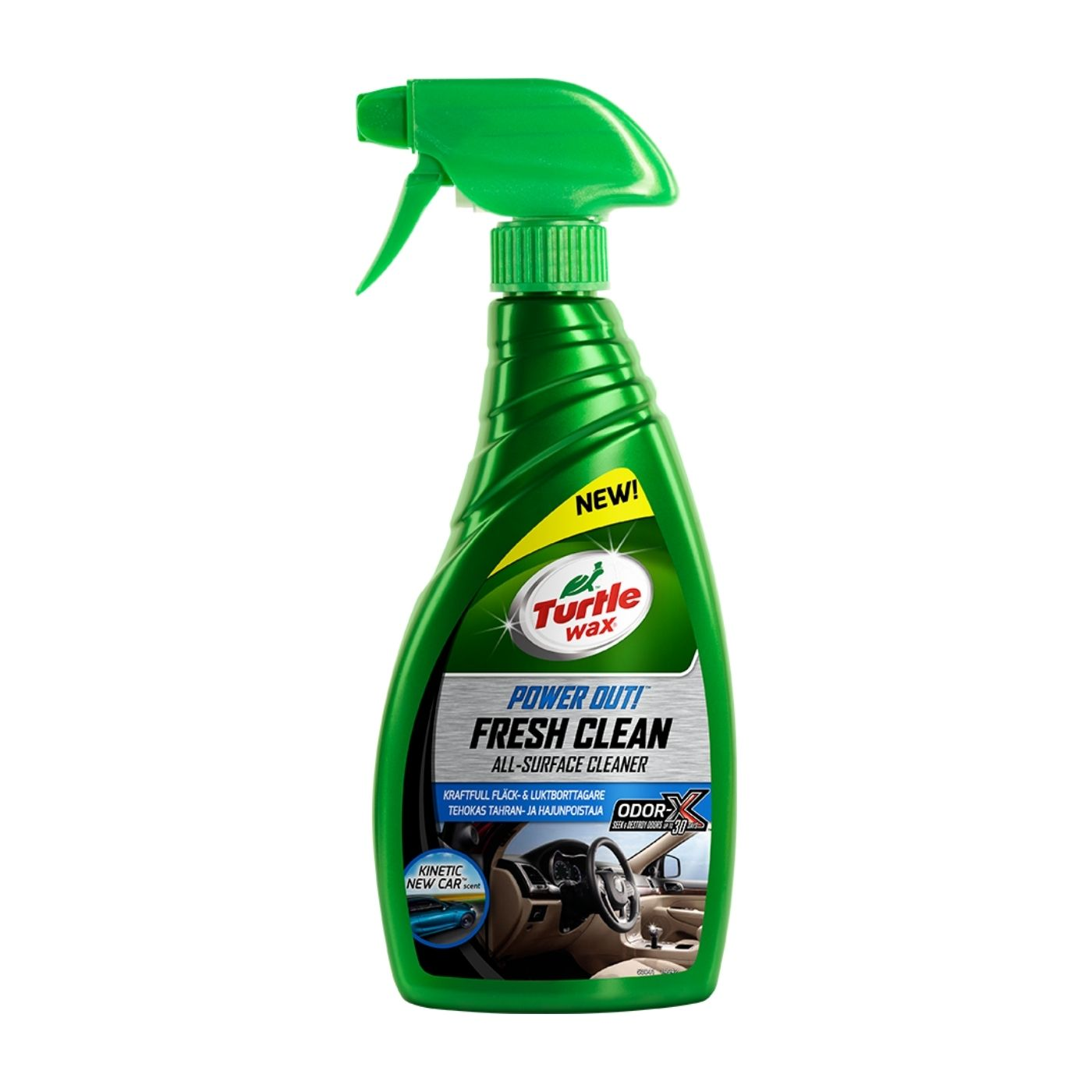 Allrengöring Turtle Wax Power Out Fresh Clean, 500 ml