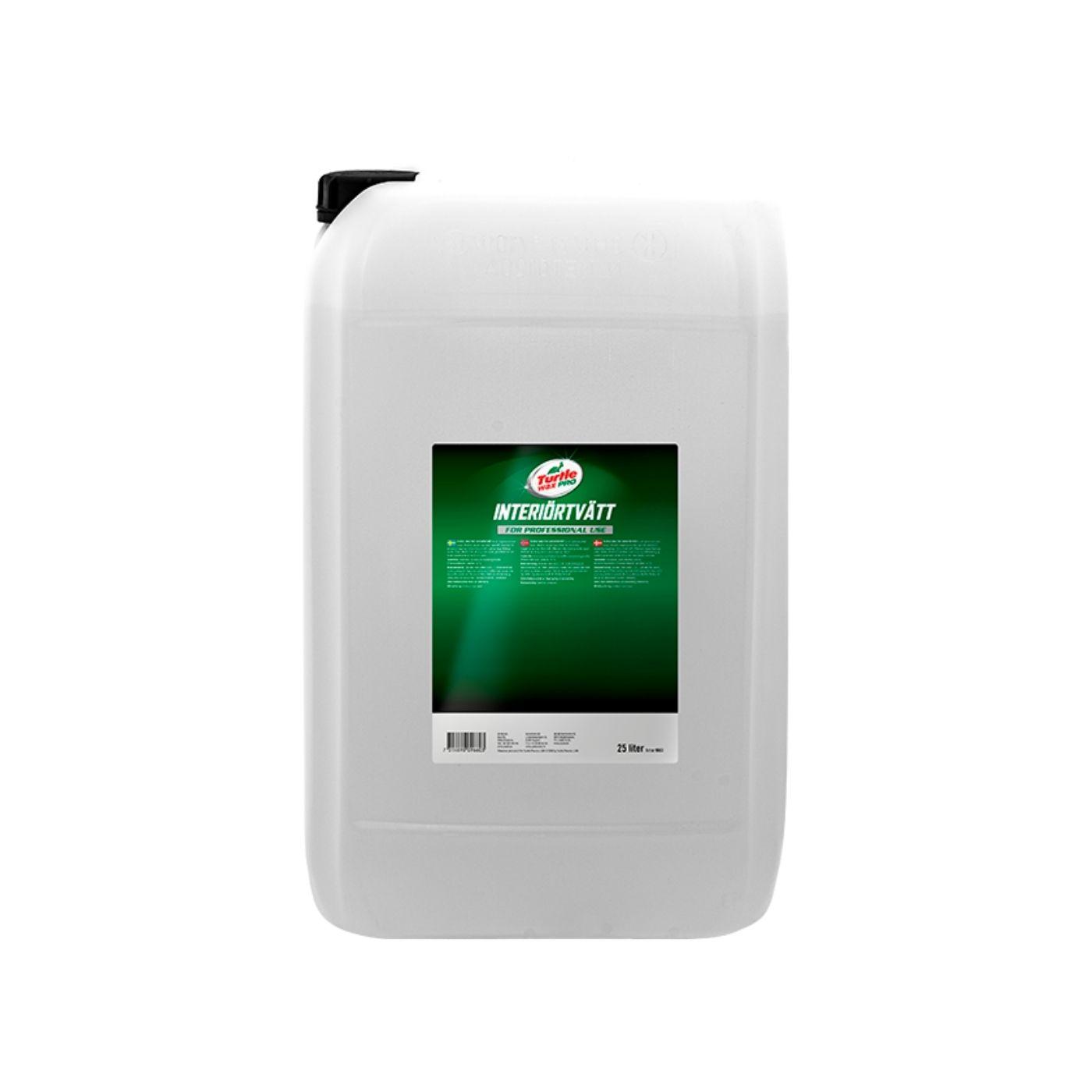 Interiörrengöring Turtle Wax Pro Interiörtvätt, 25000 ml