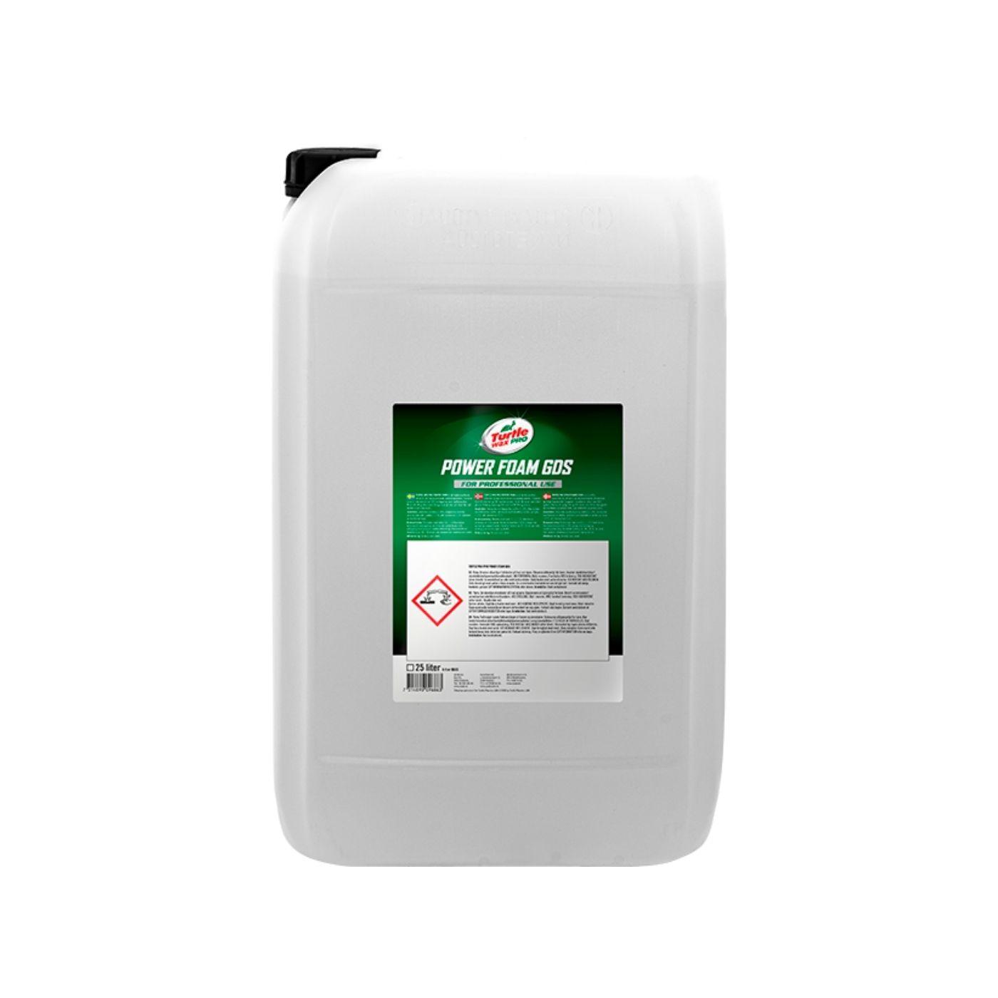 Förtvättsmedel Turtle Wax Pro Power Foam GDS, 25000 ml