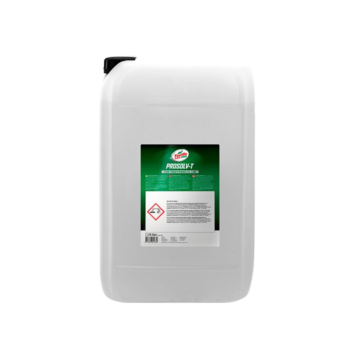 Asfaltslösare Turtle Wax Pro Prosolv-T, 25000 ml