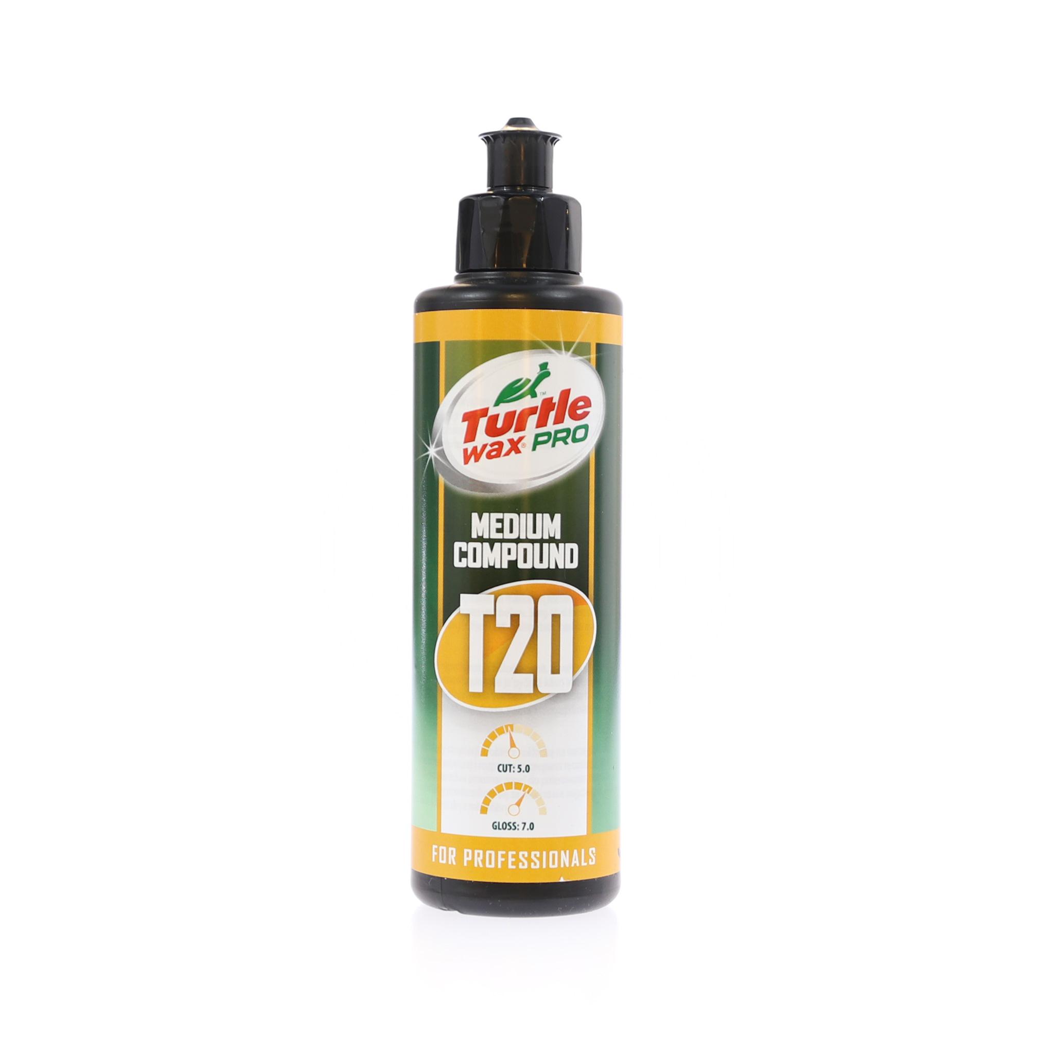 Polermedel Turtle Wax T20, Rubbing / Polishing