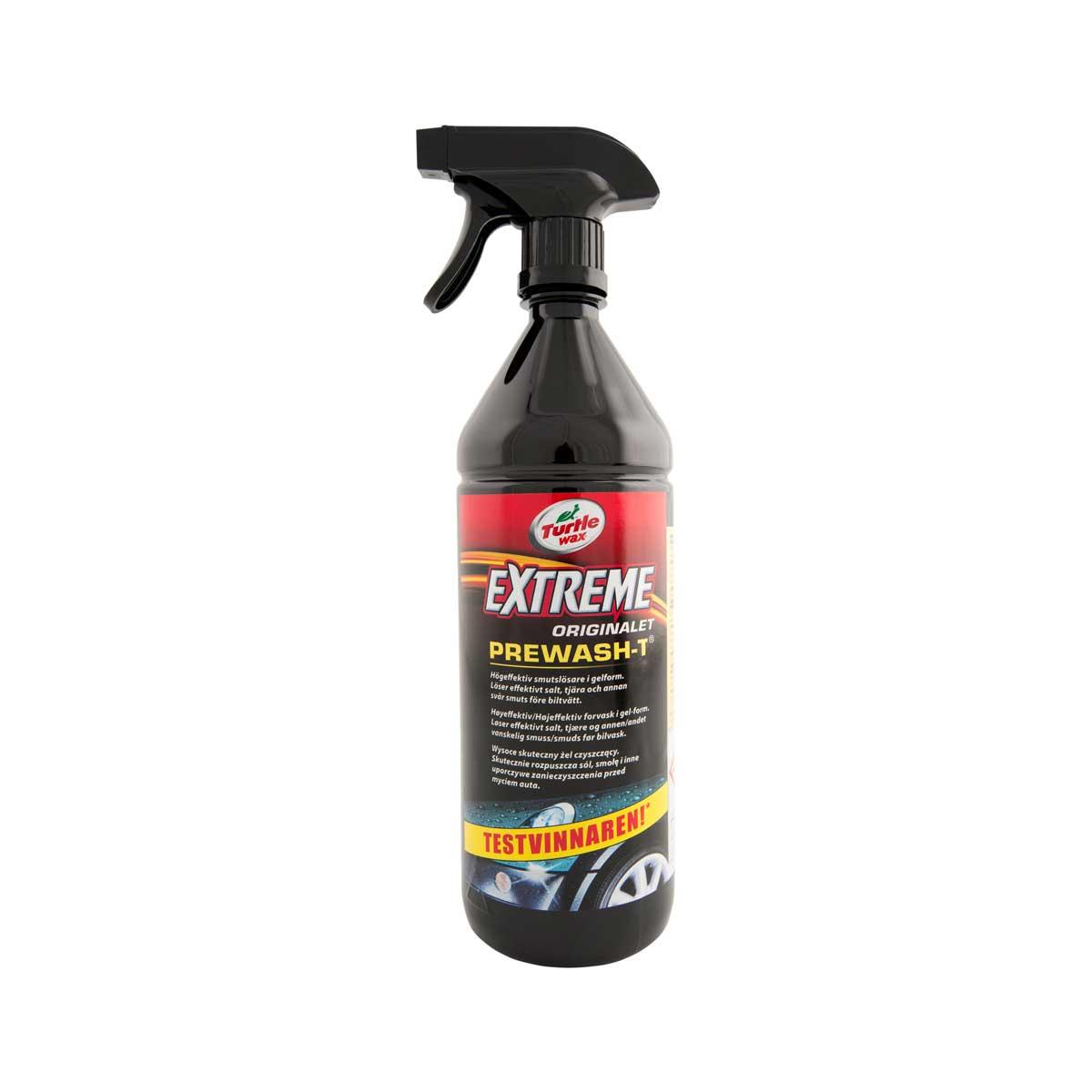 Asfaltslösare Turtle Wax Prewash-T Kallavfettning, 5000 ml / Dunk