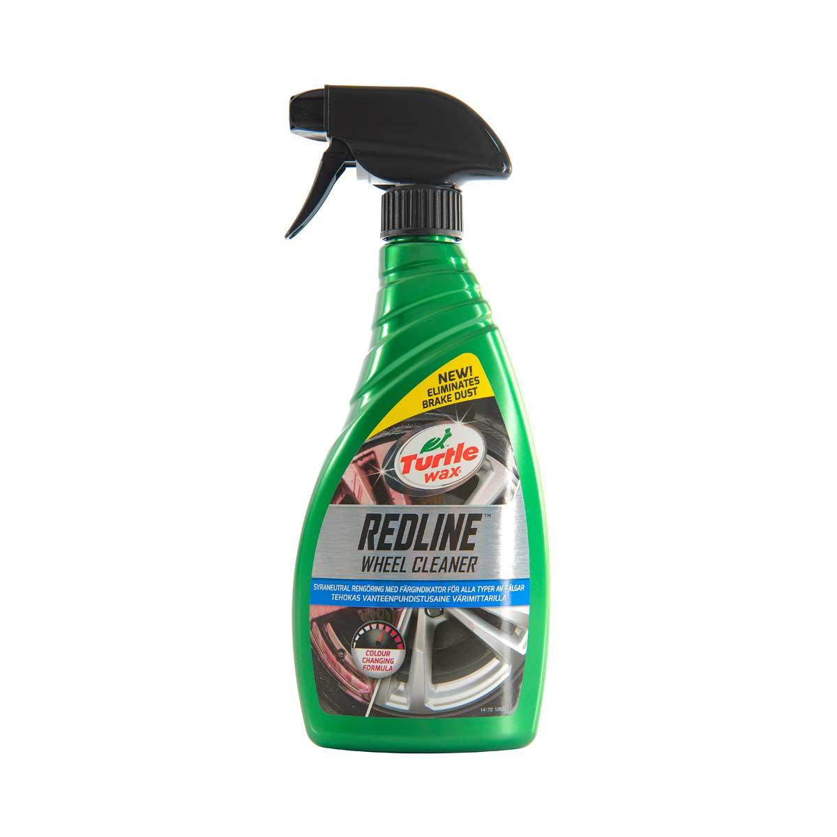 Fälgrengöring Turtle Wax Redline Wheel Cleaner, 500 ml