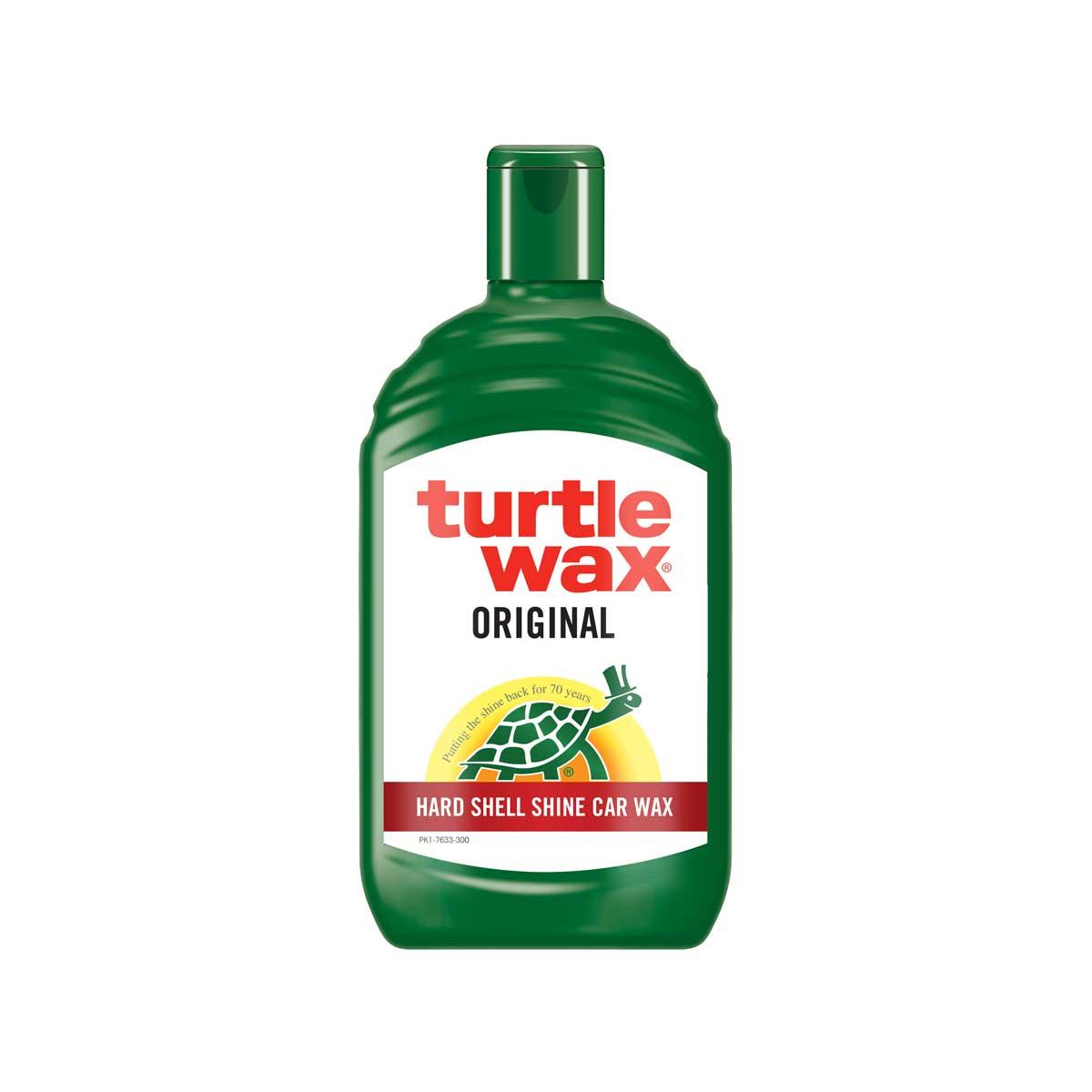 Bilvax Turtle Wax Original Car Wax, 500 ml