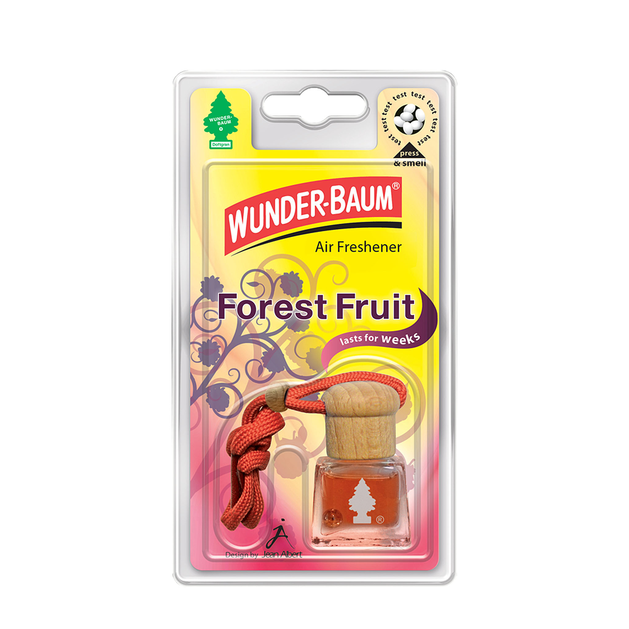 Luftfräschare Wunder-Baum Bottles, Tropical