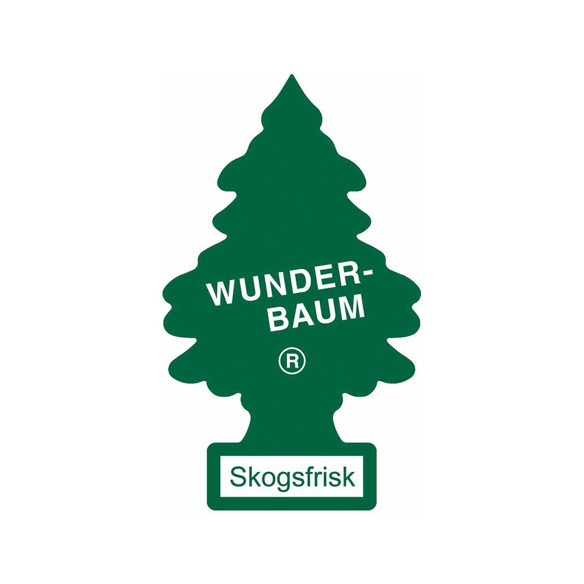 Doftgran Wunder-Baum, olika modeller, Citron