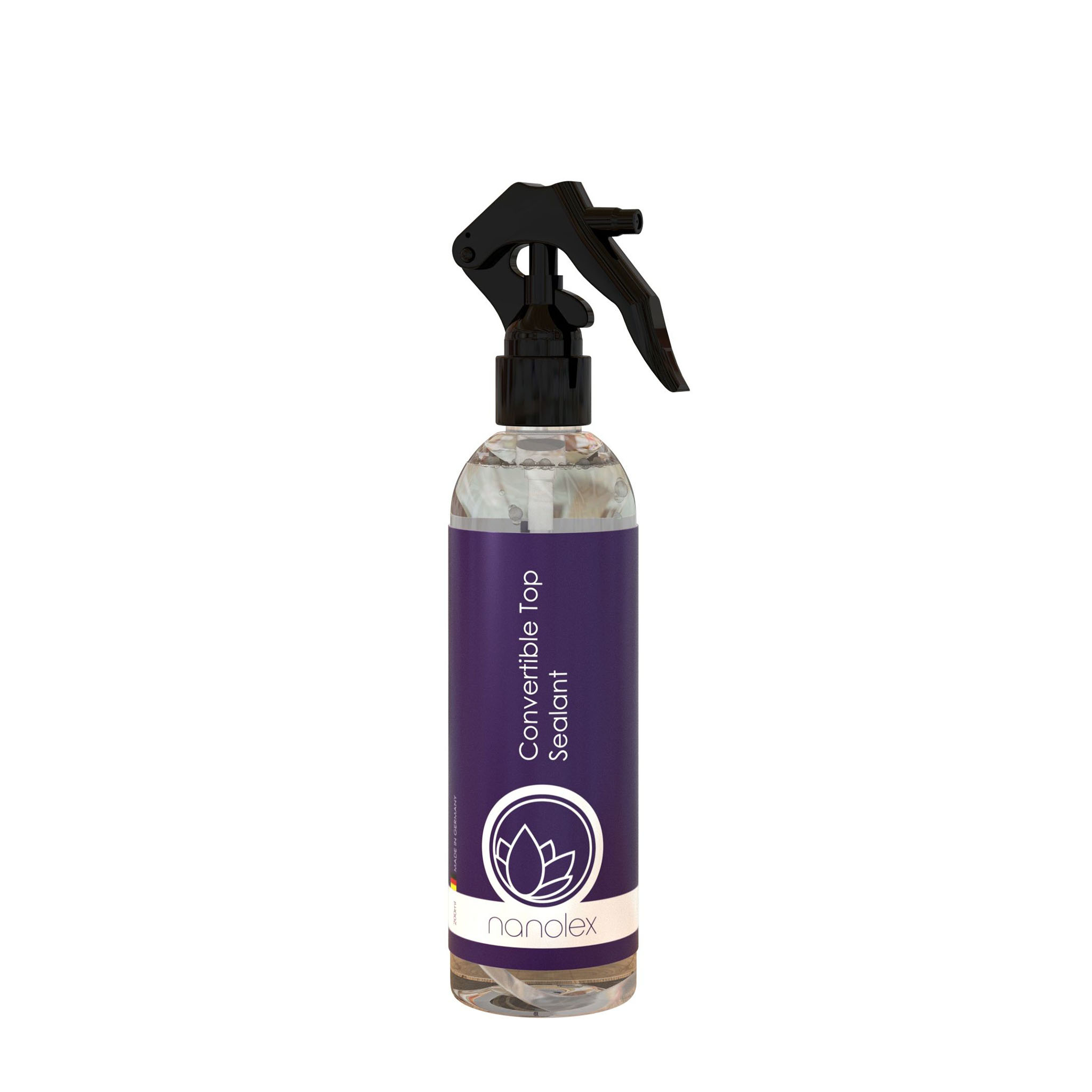 Sufflettimpregnering Nanolex Convertible Top Sealant, 750 ml