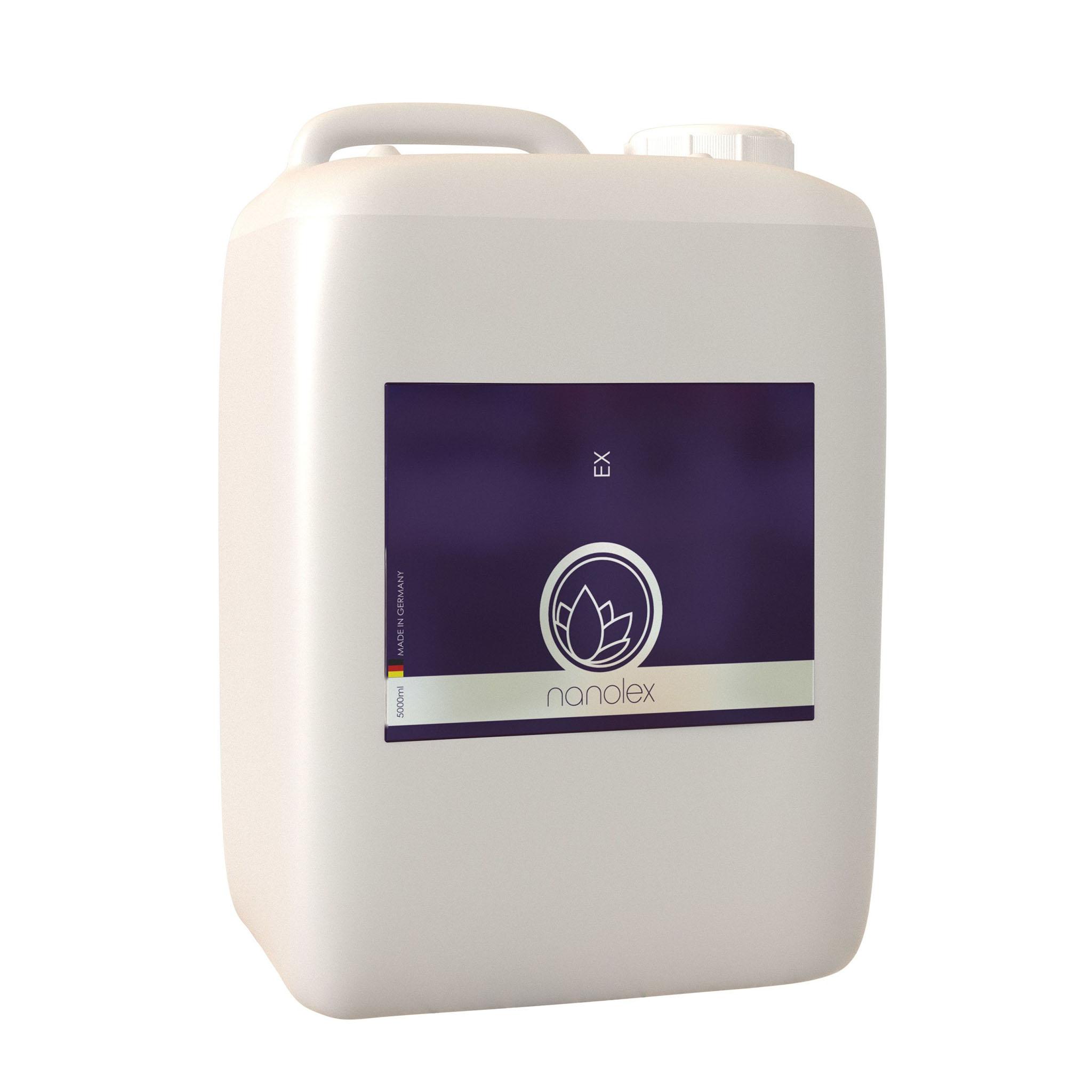 Djuprengöring Nanolex EX New Formula, 5000 ml