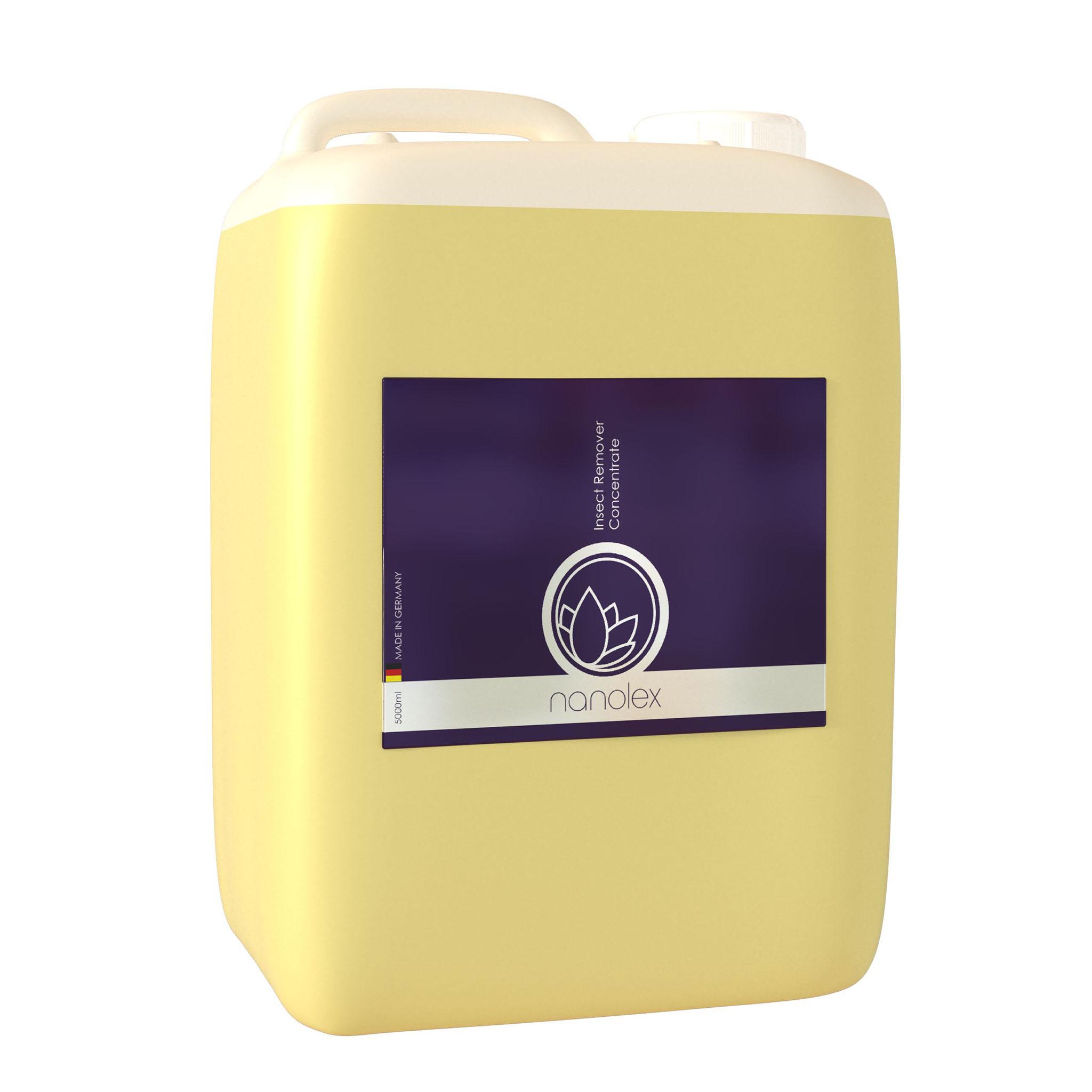 Insektsborttagare Nanolex Insect Remover Concentrate, 5000 ml