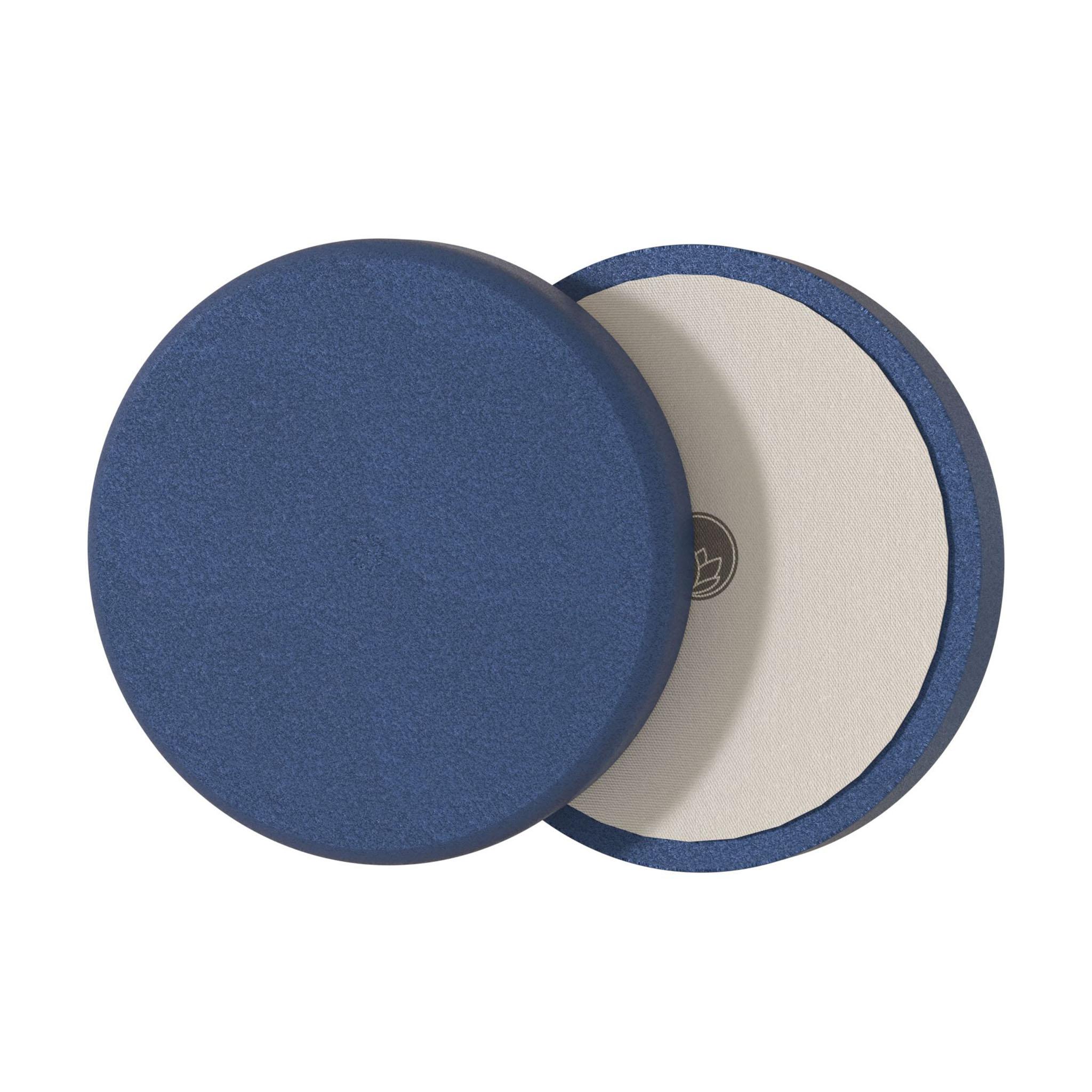 Skumrondell Nanolex Polishing Pad Soft, Blå, 65/55 x 22 mm, 4 st