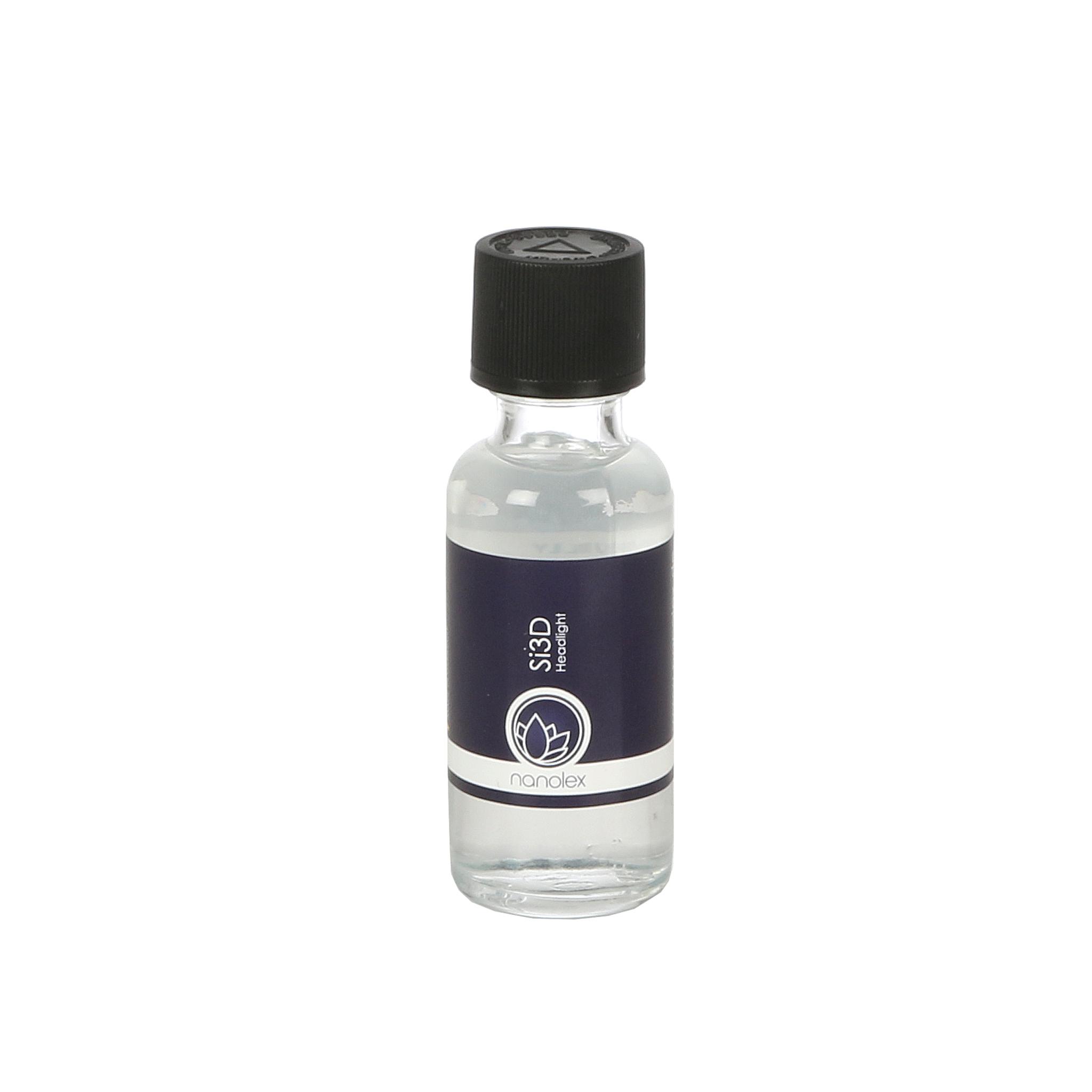 Akrylplastförsegling Nanolex Si3D Headlight, 30 ml