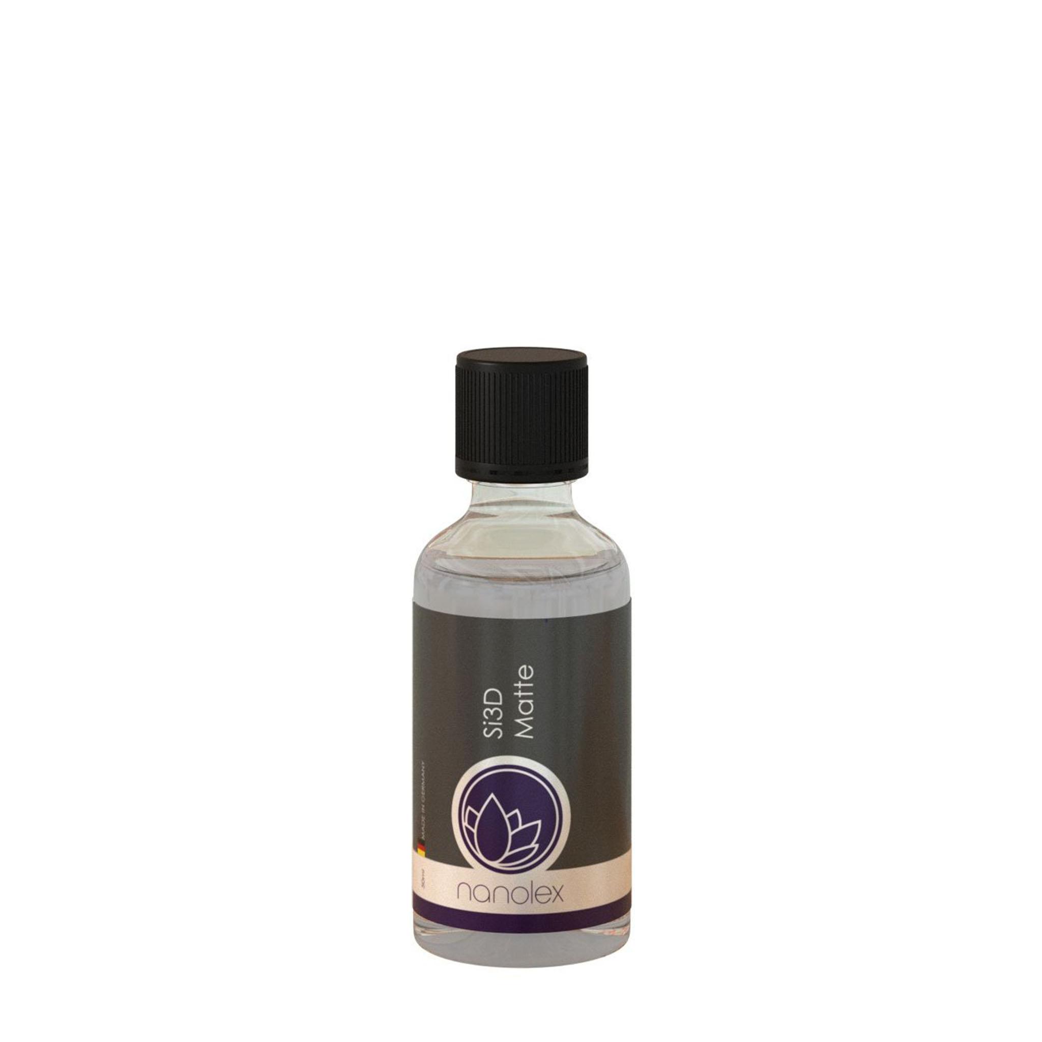Lackförsegling Nanolex Si3D Matte, 50 ml