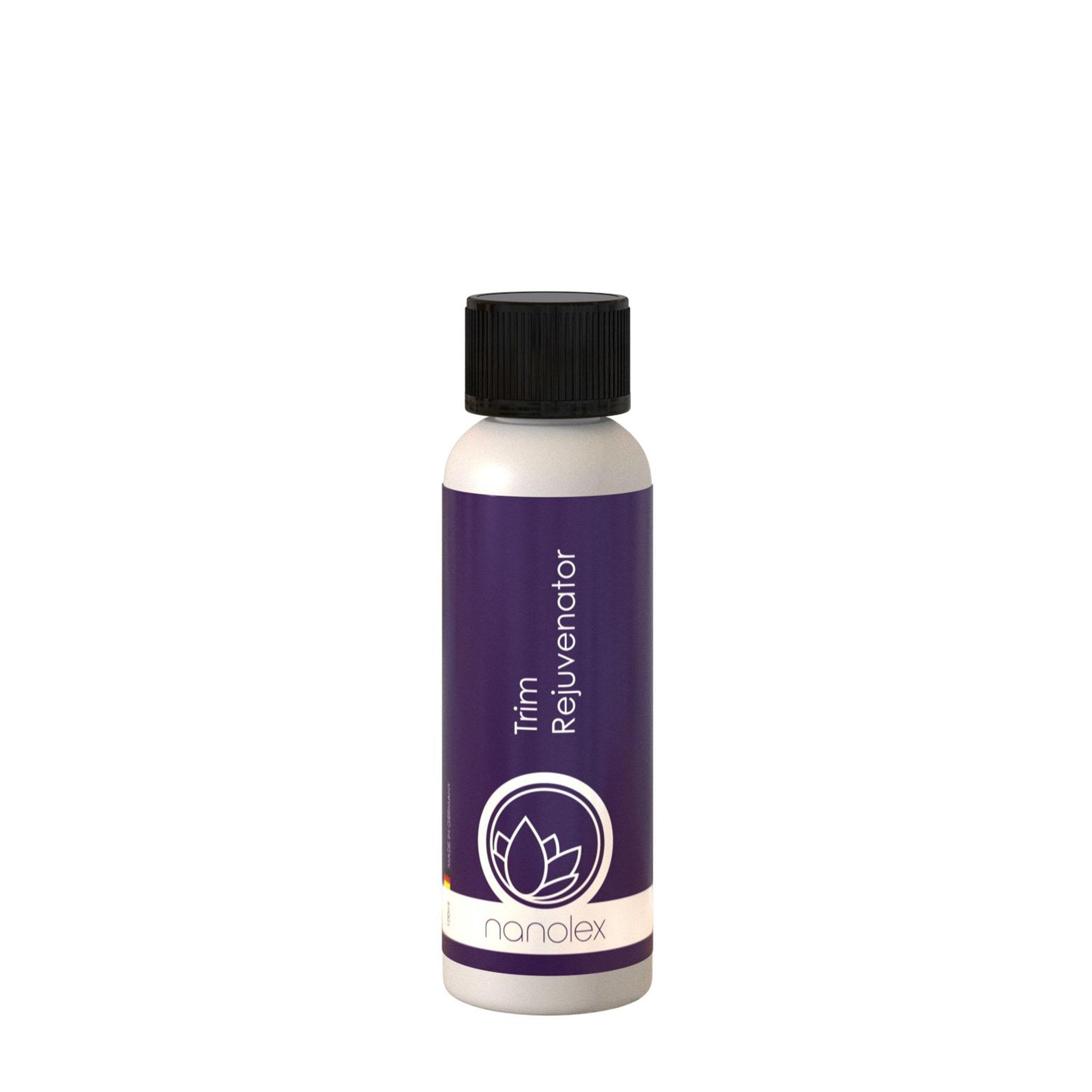 Plastförsegling Nanolex Trim Rejuvenator, 100 ml