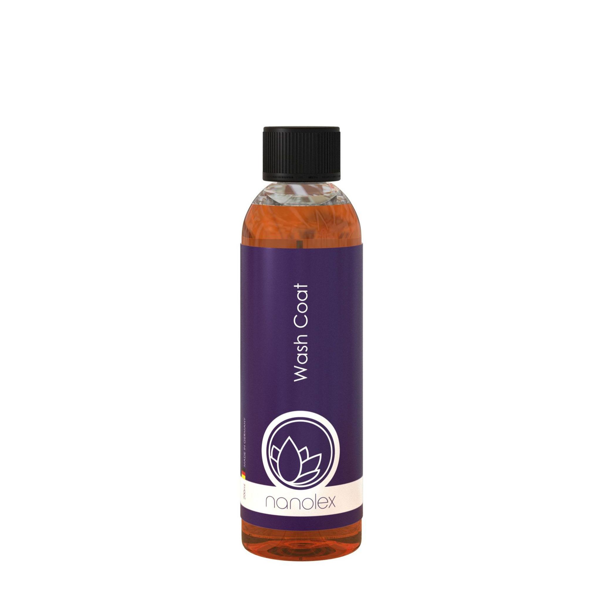 Snabbvax Nanolex WashCoat, 750 ml