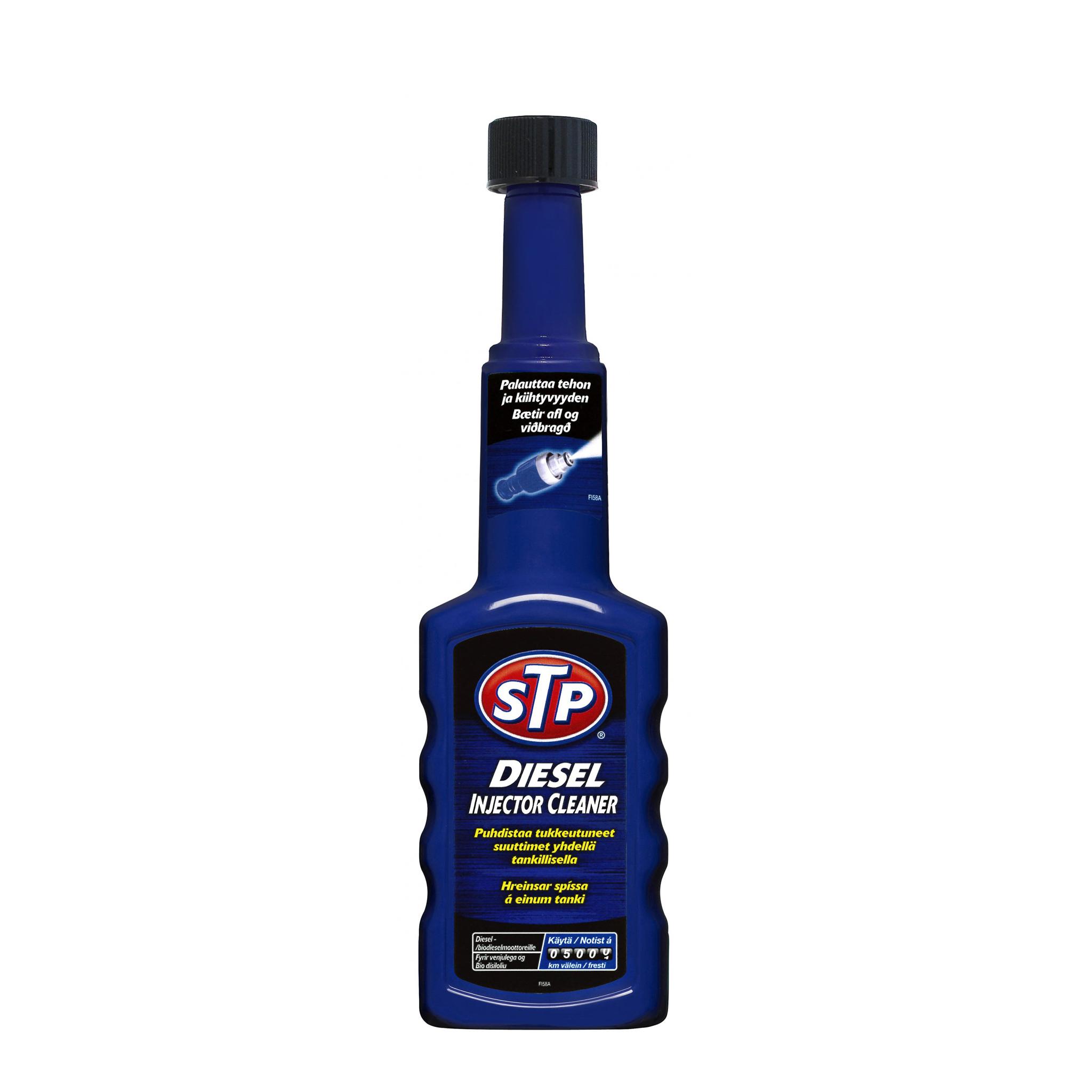 Bränsletillsats, STP Diesel Injector Cleaner, 200 ml