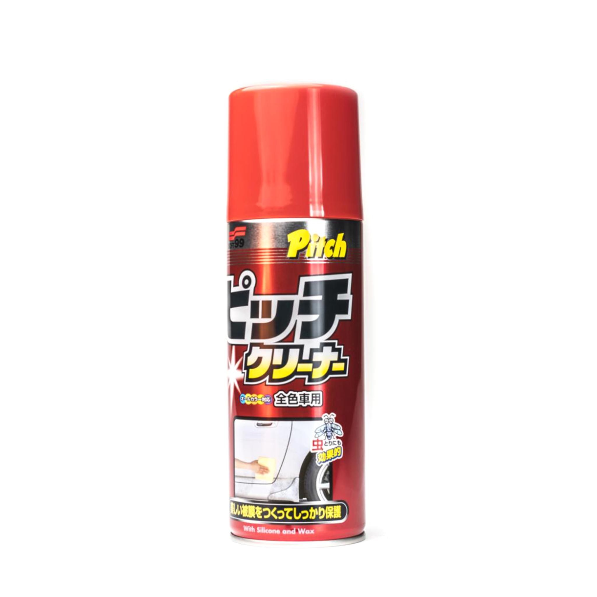 Tjärlösare Soft99 New Pitch Cleaner, 420 ml