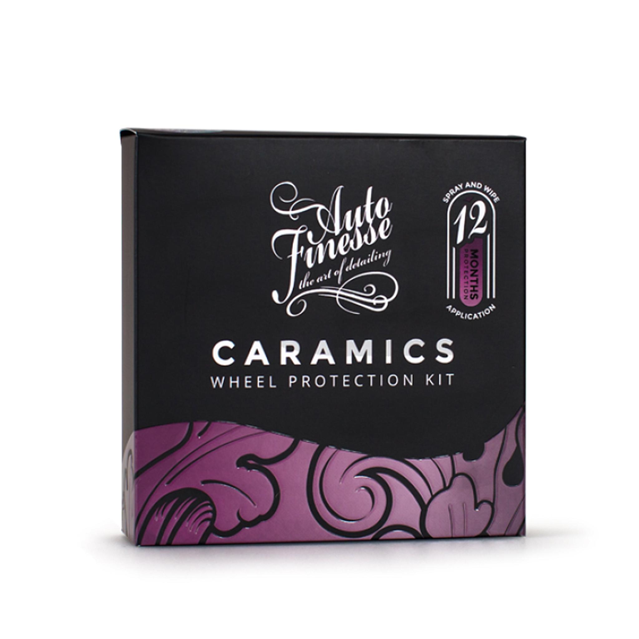 Fälgförsegling Auto Finesse Caramics Wheel Protection Kit