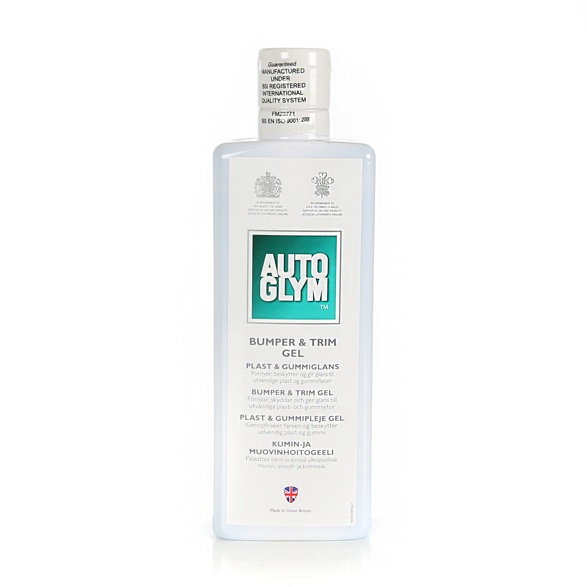 Plastbehandling Autoglym Bumper & Trim Gel, 325 ml