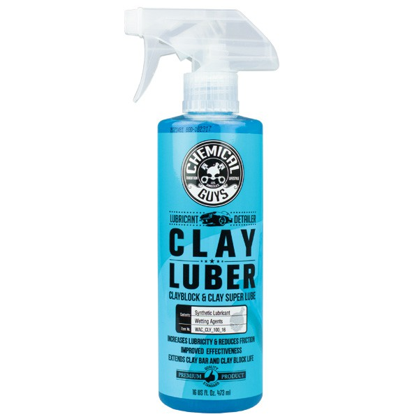 Glidmedel till rengöringslera Chemical Guys Clay Luber, 473 ml