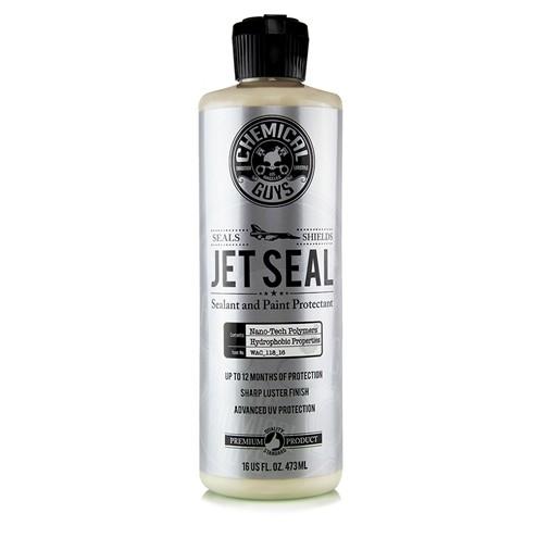 Bilvax Chemical Guys Jet Seal, 473 ml, Vax + Applikator + Polerduk