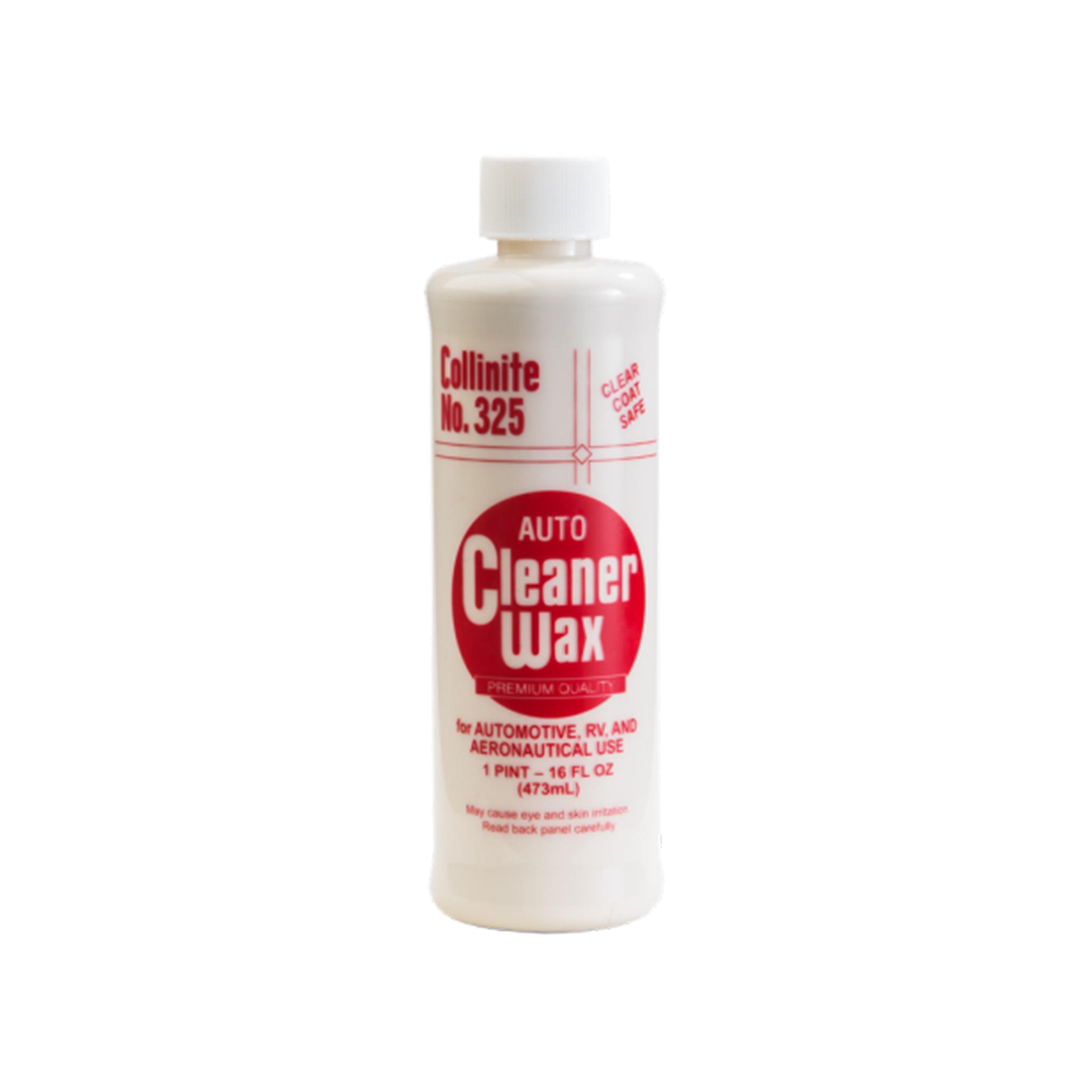 Rengörande bilvax Collinite 325 Auto Cleaner Wax, 470 ml