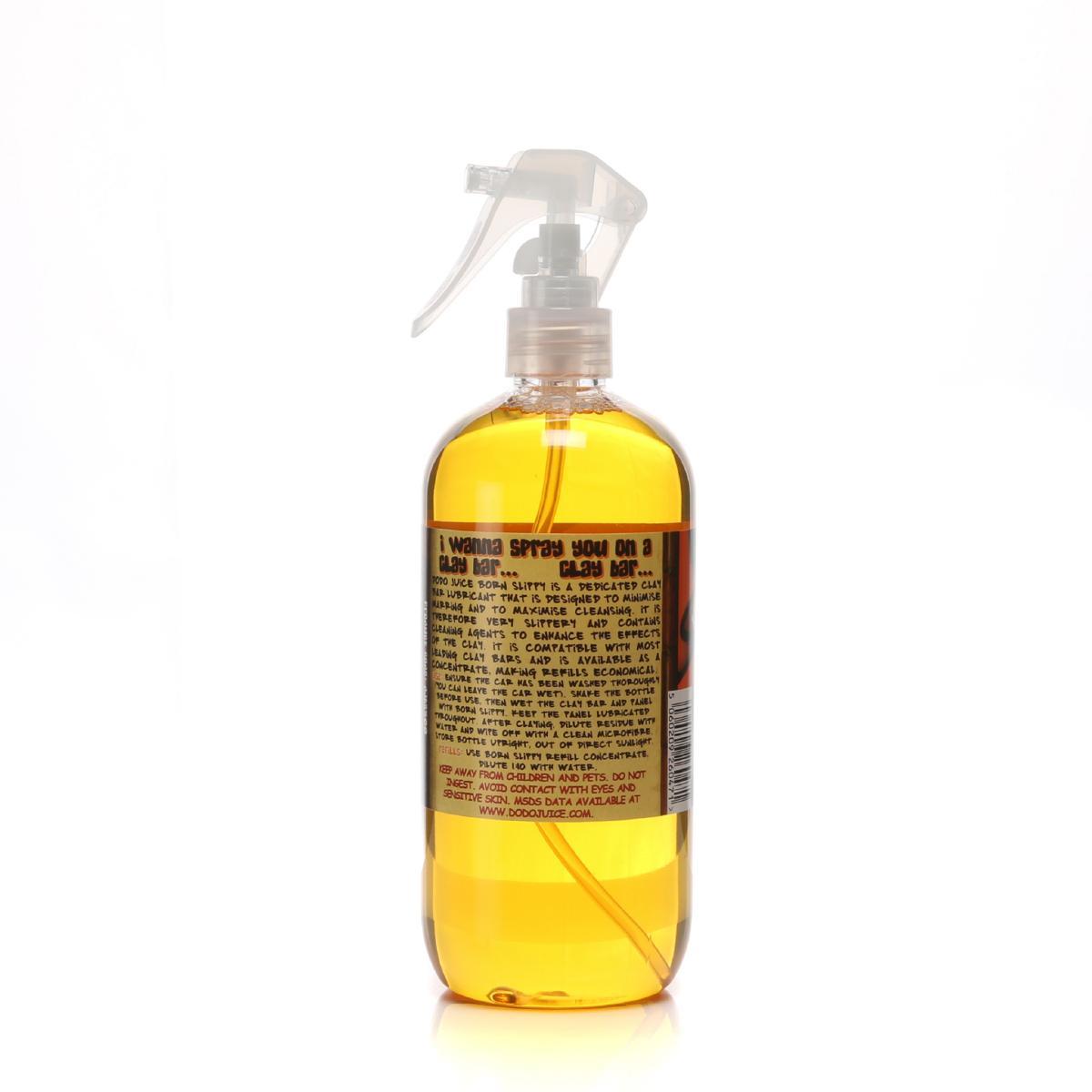 Glidmedel till rengöringslera, Dodo Juice Born Slippy, 5000 ml