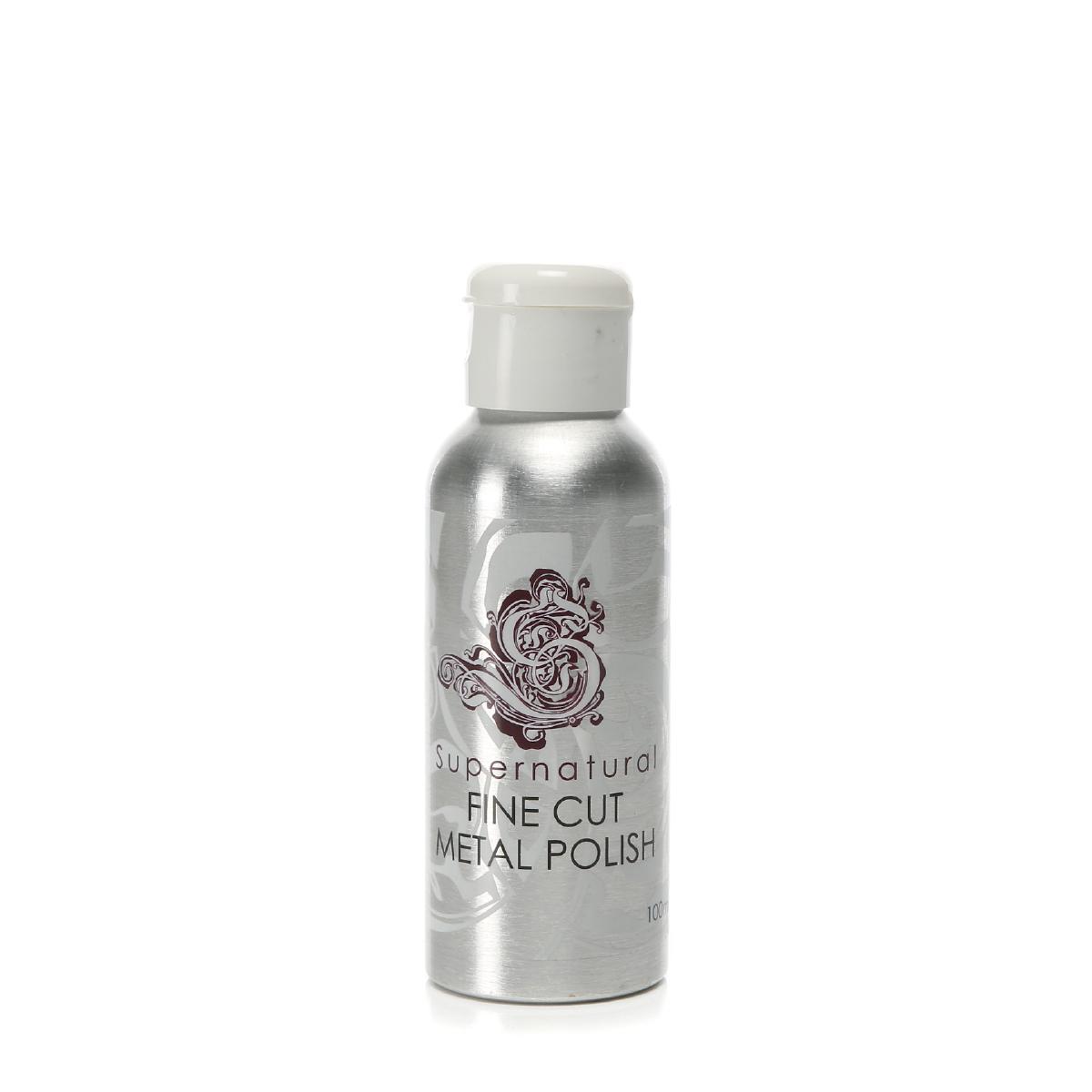Metallpolermedel Dodo Juice Supernatural Fine Cut Metal Polish, 100 ml