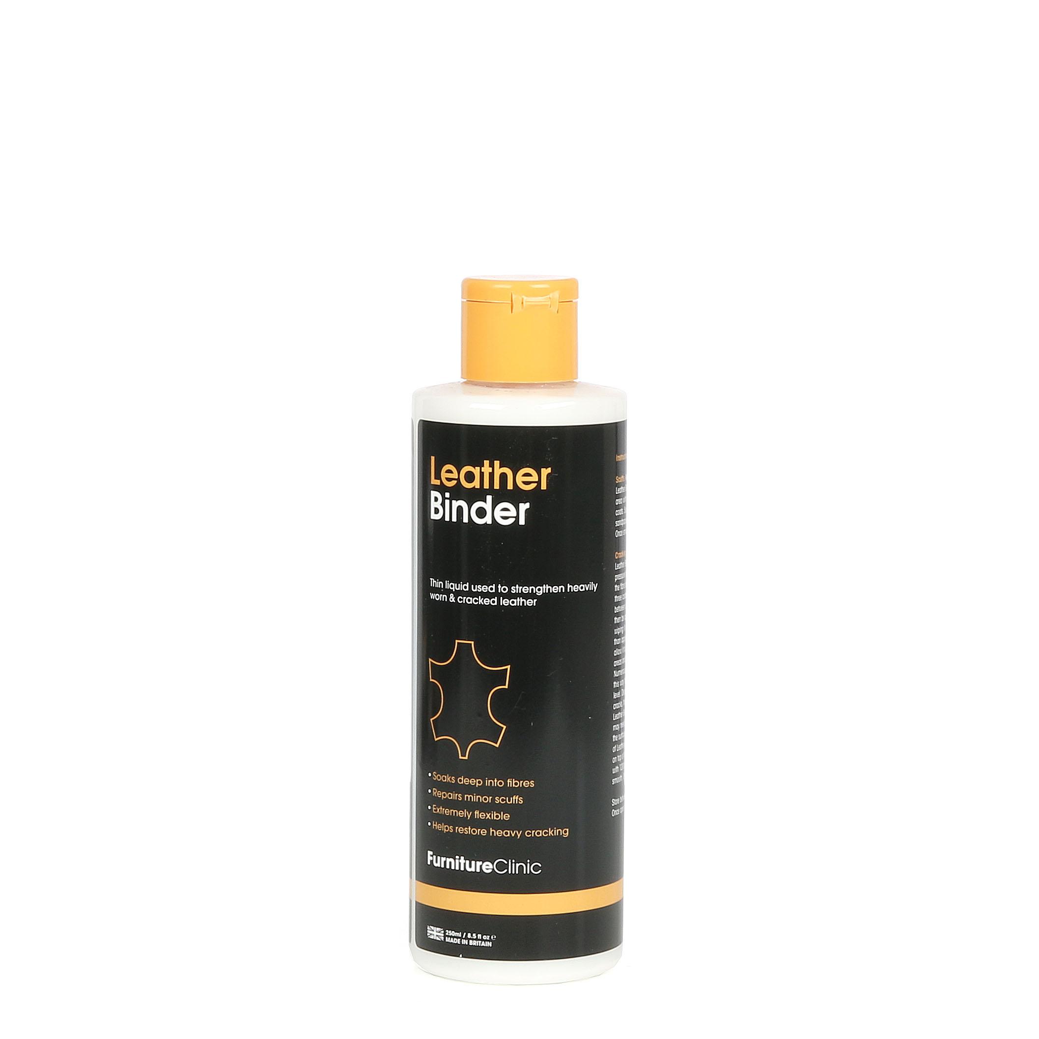 Läderförstärkare Furniture Clinic Leather Binder, 250 ml