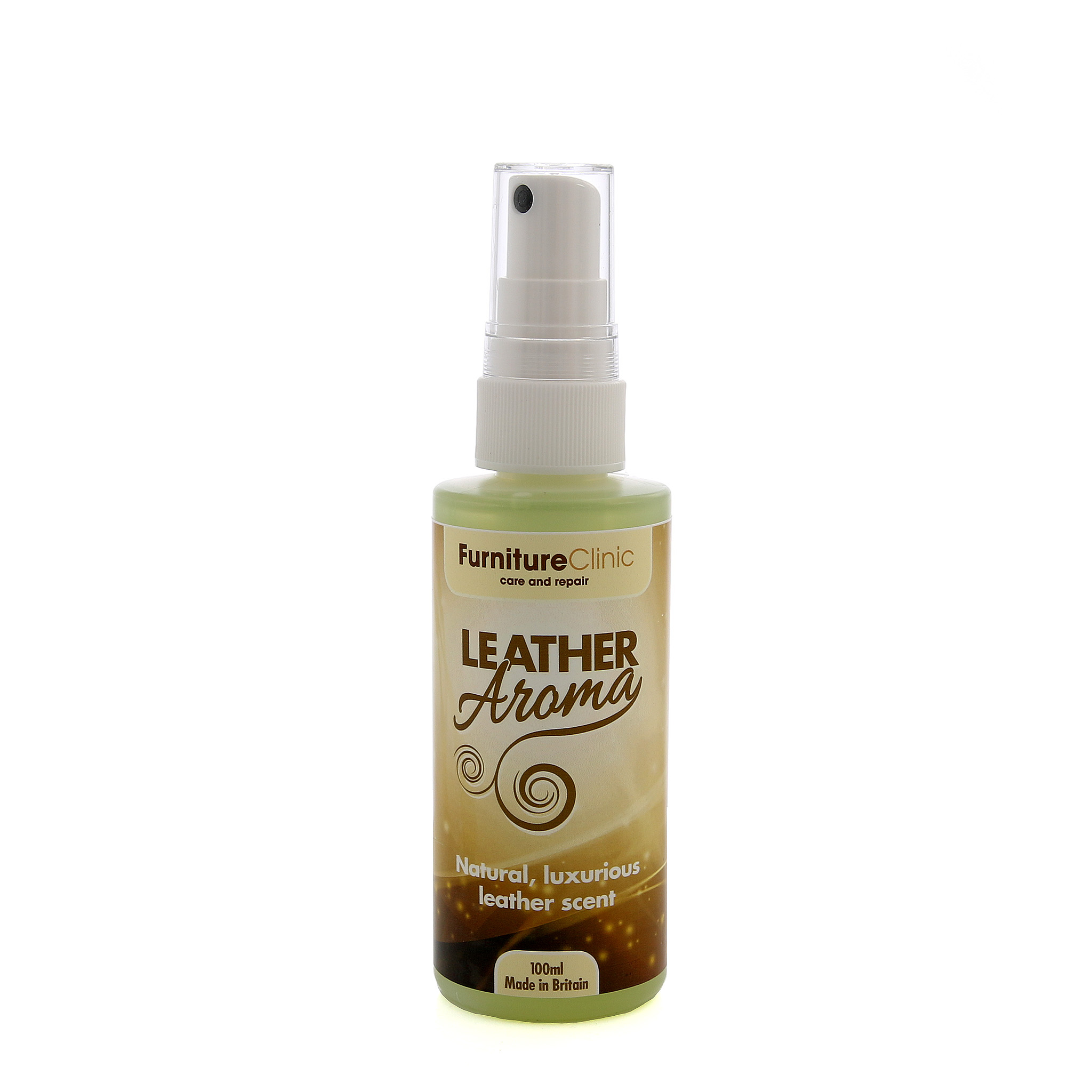 Nahantuoksu furniture clinic leather aroma spray 100 ml for Furniture clinic