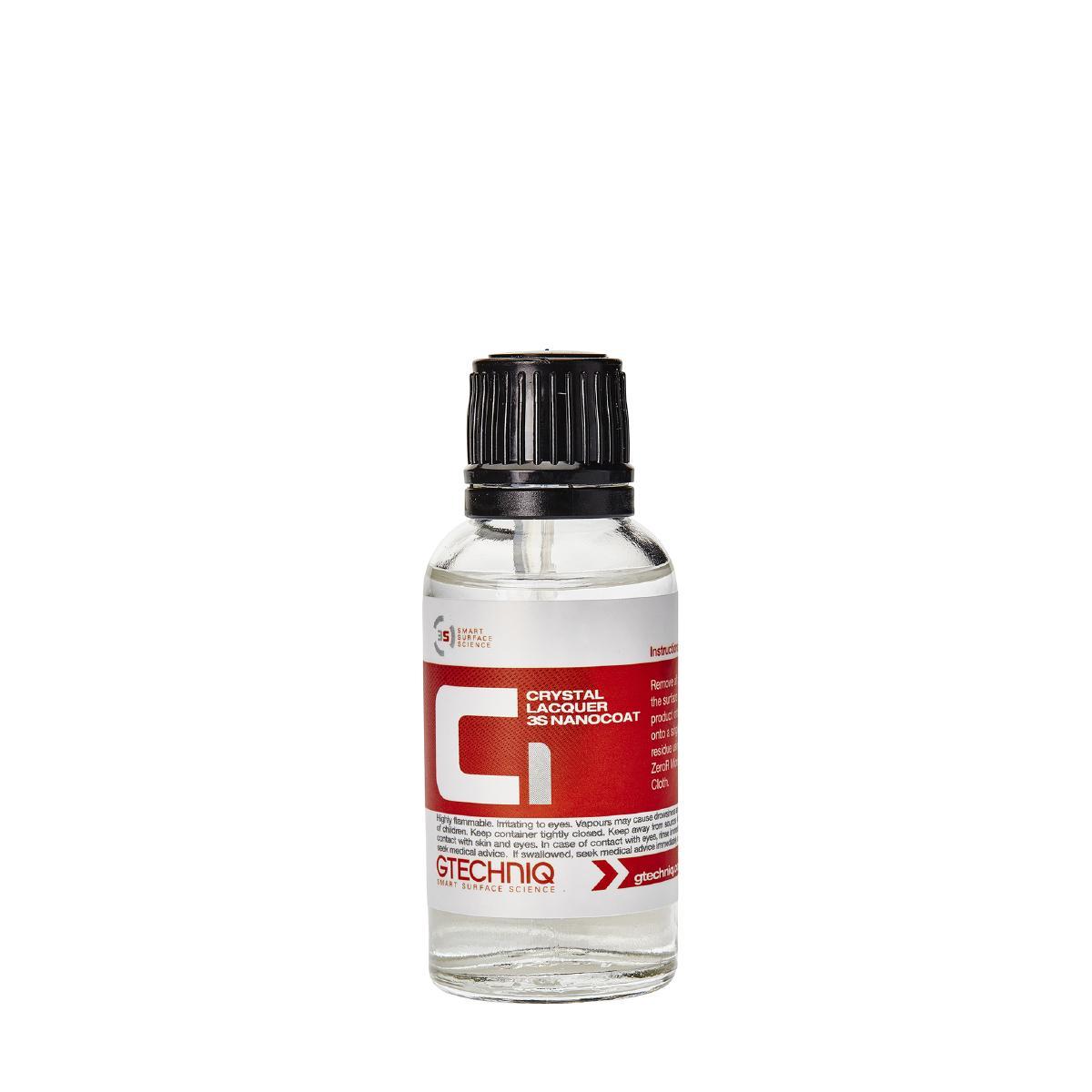 Lackförsegling Gtechniq C1 Crystal Lacquer, 250 ml