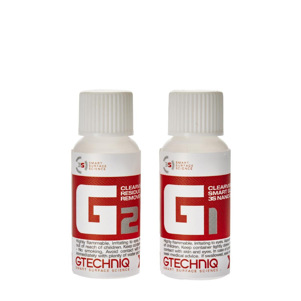 Glasförsegling Gtechniq G1 ClearVision Smart Glass, 100 ml