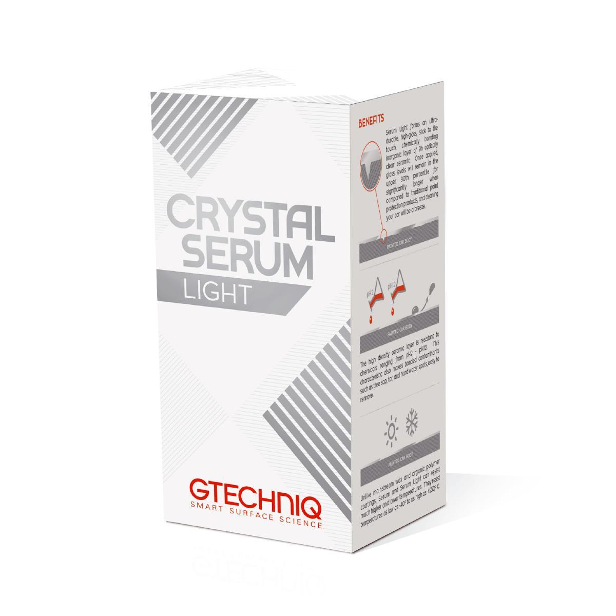 Lackförsegling Gtechniq Crystal Serum Light, CSL 50 ml