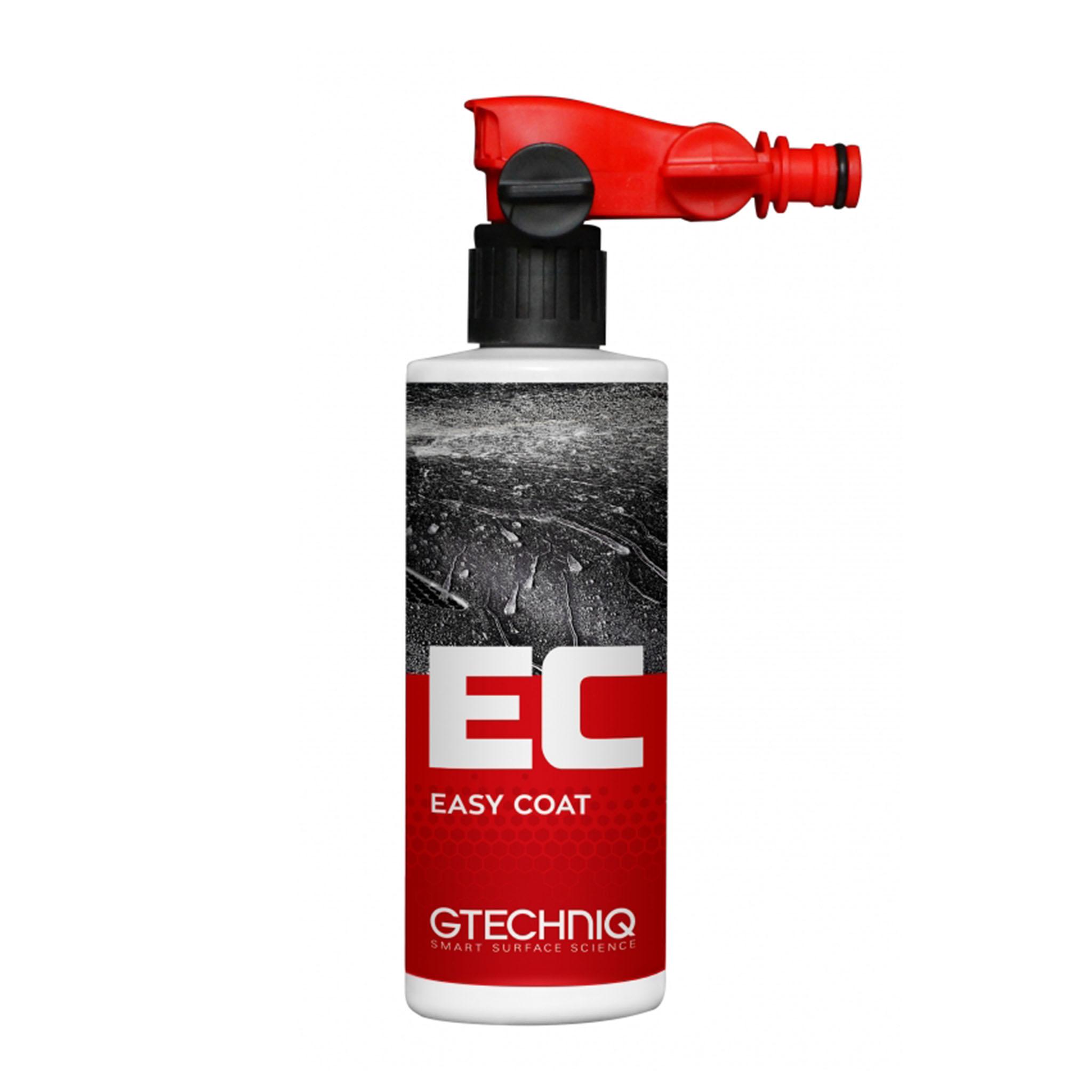 Snabbförsegling Gtechniq Easy Coat, 1 st 500 ml + 1 st sprutmunstycke