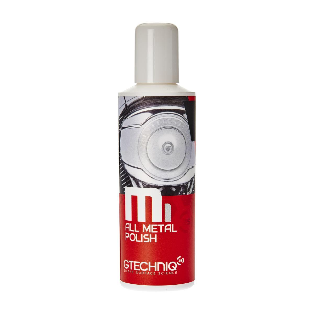 Metallpolermedel Gtechniq M1 All Metal Polish, 100 ml