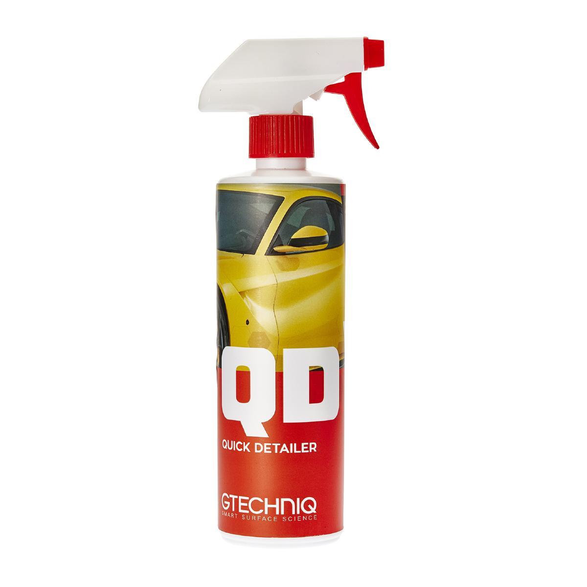 Rengörande Snabbvax Gtechniq Quick Detailer, 500 ml