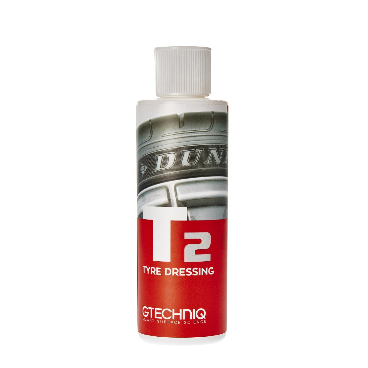 Däckglans Gtechniq T2 Tyre Dressing, 250 ml