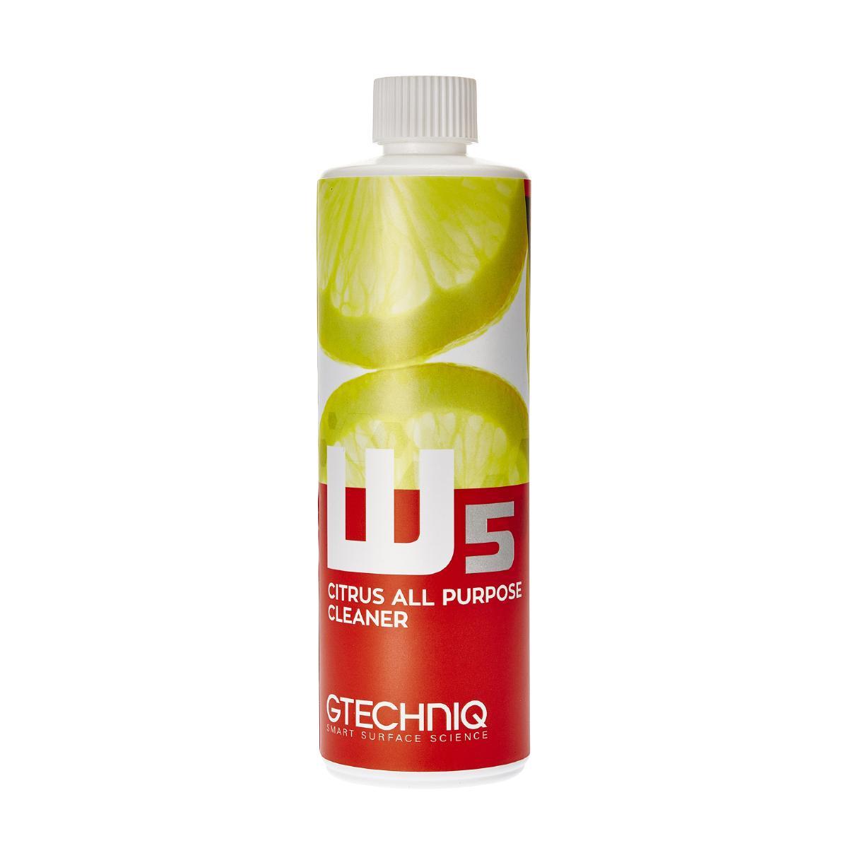 Allrengöring Gtechniq W5 Citrus All Purpose Cleaner, 5000 ml