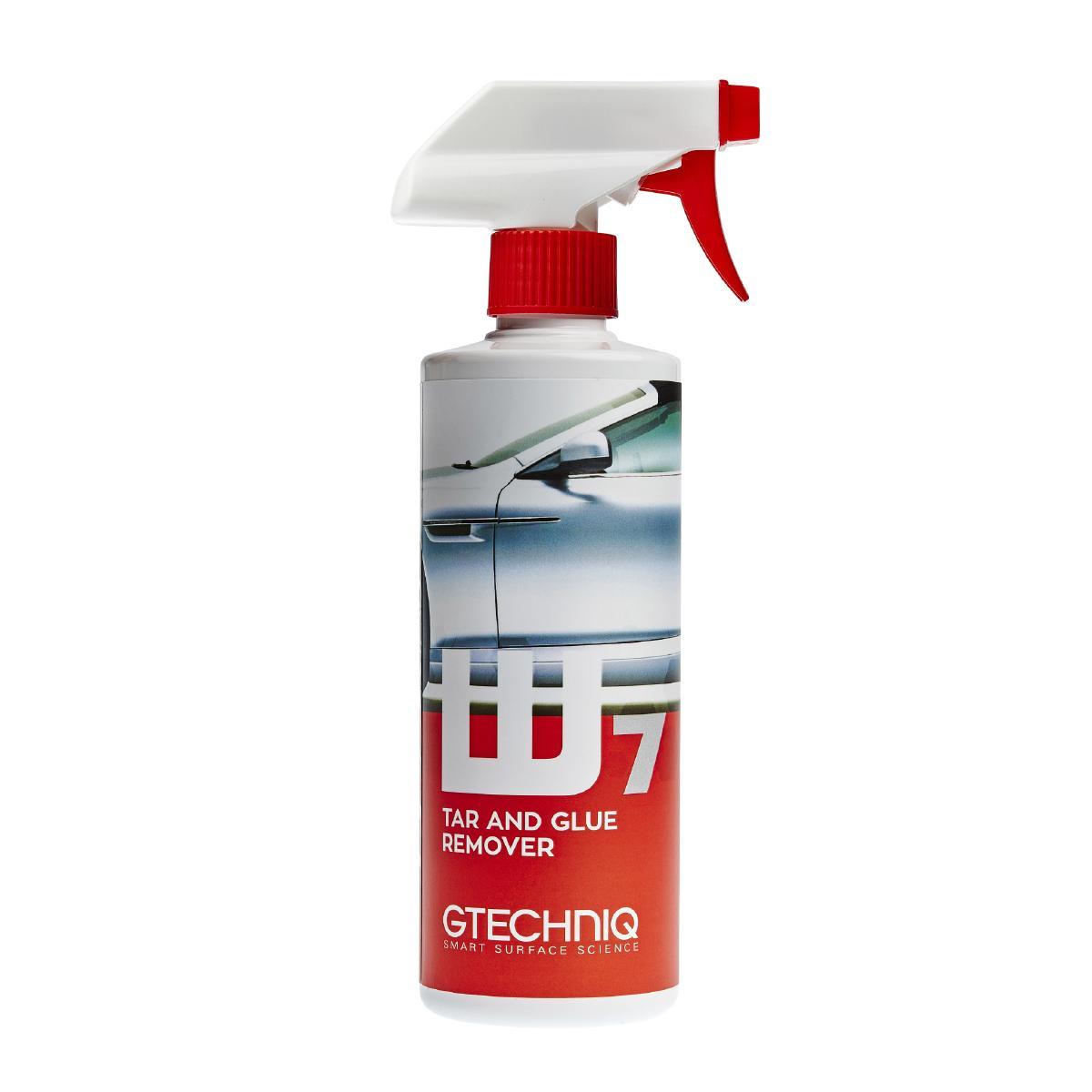 Tjärlösare Gtechniq W7 Tar and Glue Remover, 500 ml