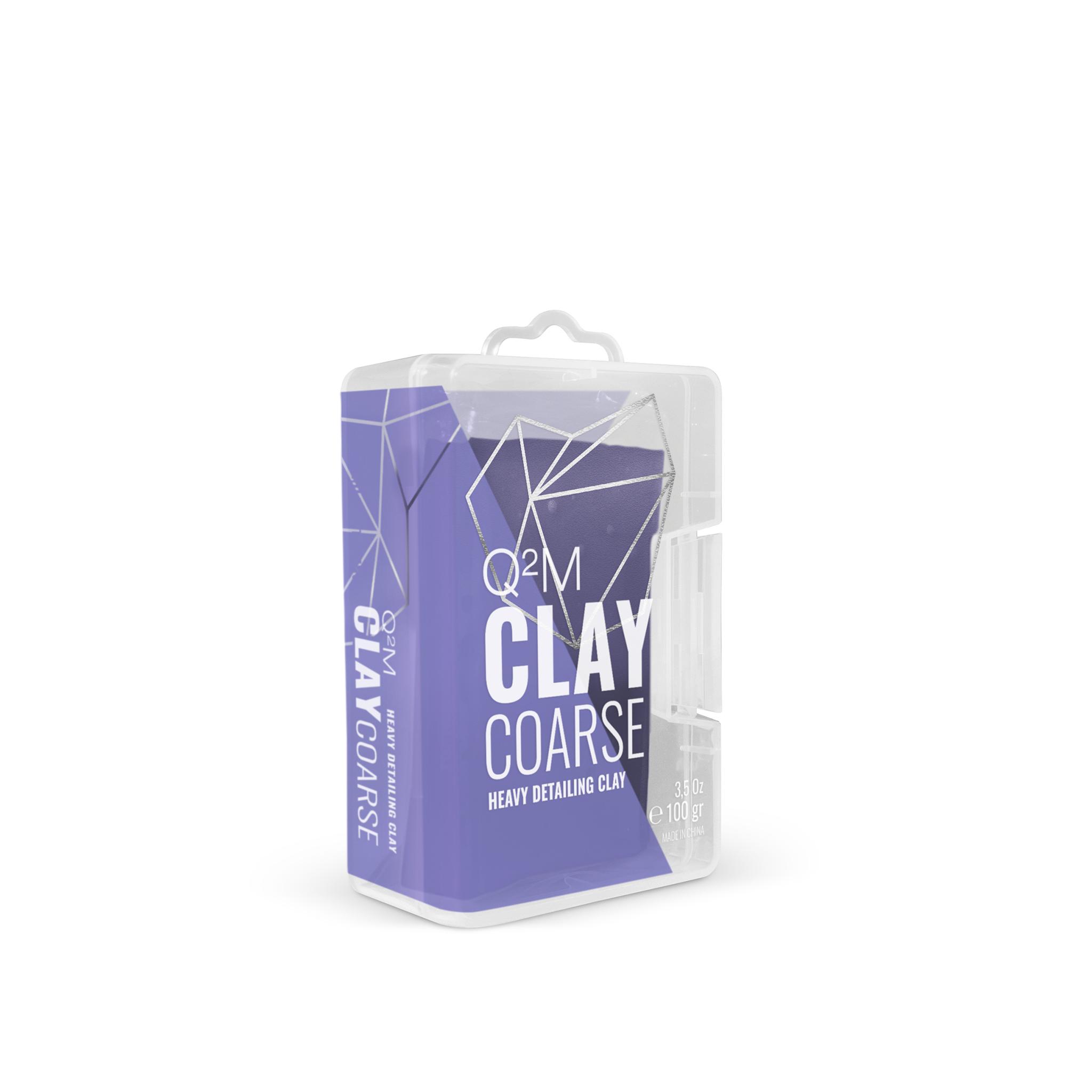 Rengöringslera Gyeon Q²M Clay, Coarse