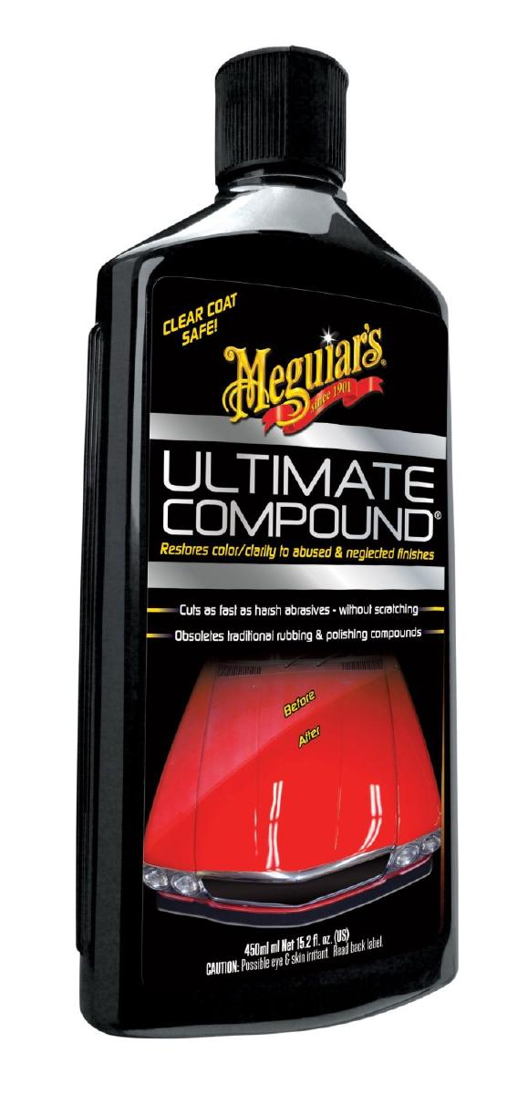 Polermedel Meguiars Ultimate Compound, Rubbing, 450 ml