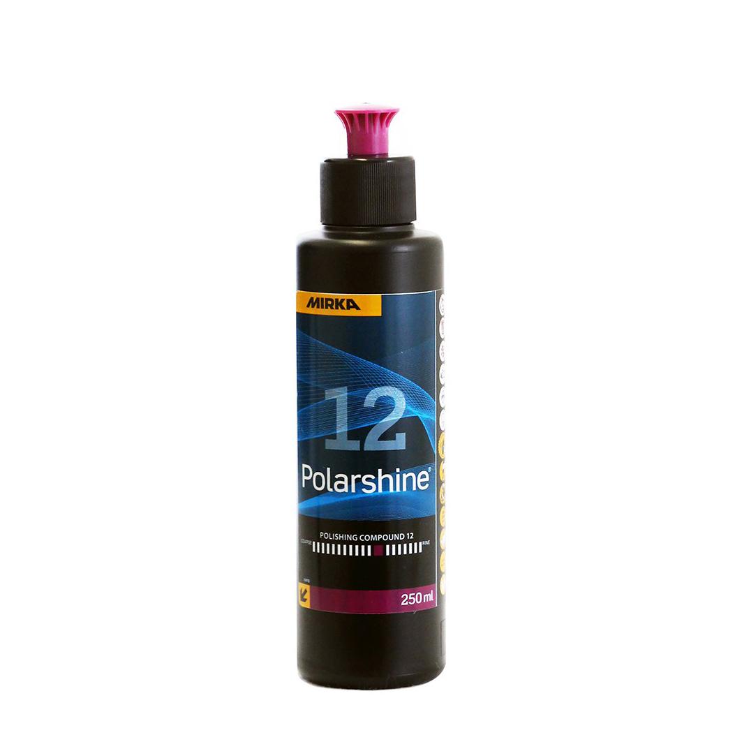 Polermedel Polarshine 12, Rubbing/Polishing