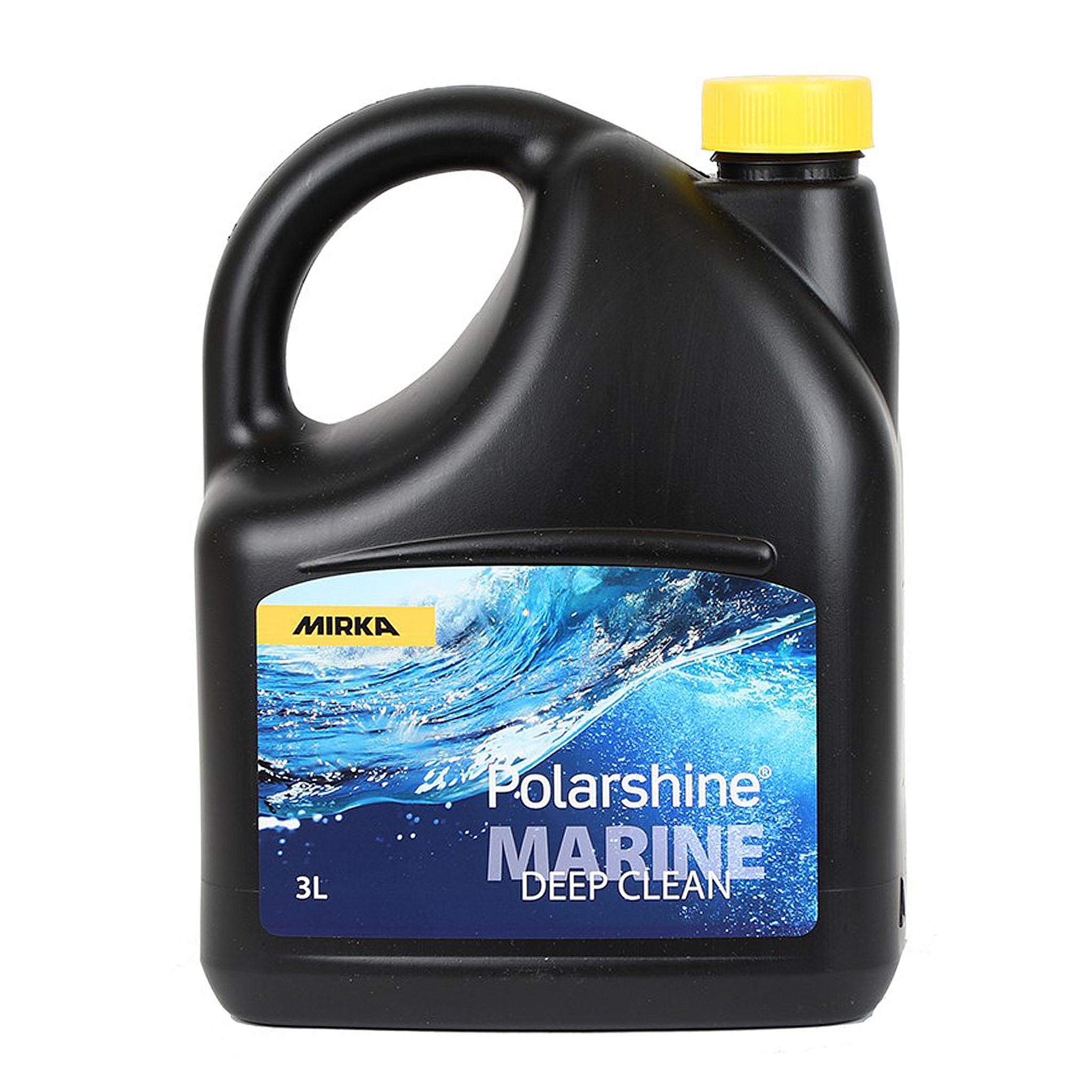 Båtrengöring Mirka Polarshine Marine Deep Clean, 3000 ml