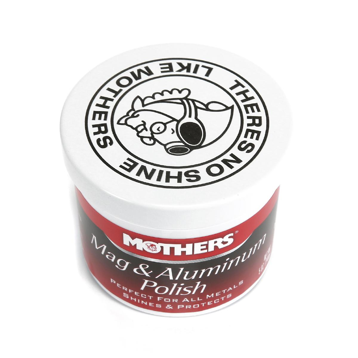 Metallpolermedel Mothers Mag & Aluminum Polish, 150 ml