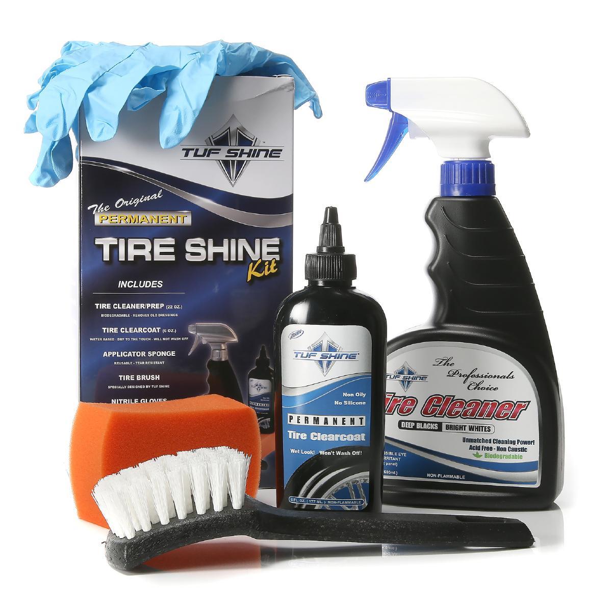 Däckförsegling TUF SHINE Kit