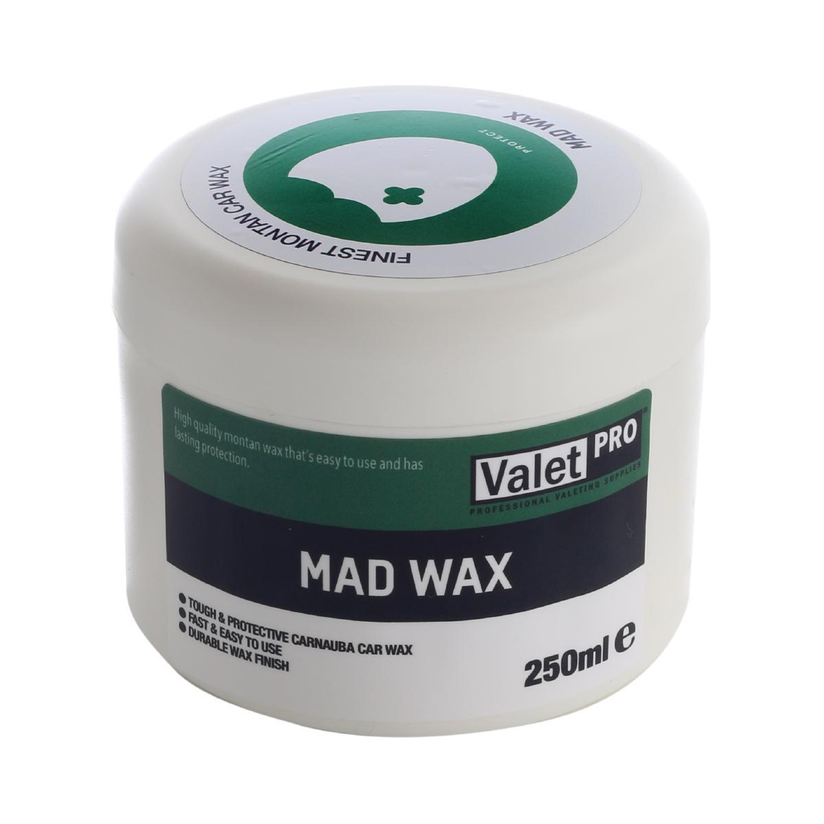 Bilvax ValetPRO Mad Wax, 250 ml, 250 ml