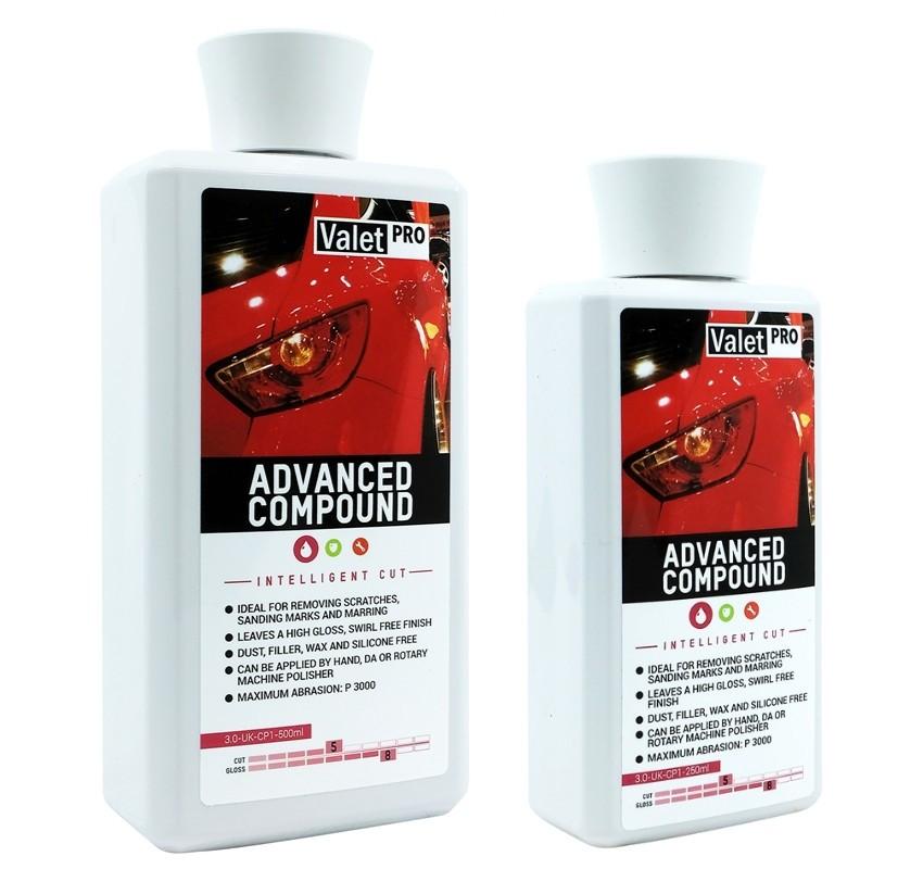 Polermedel ValetPRO Advanced Compound, 250 ml