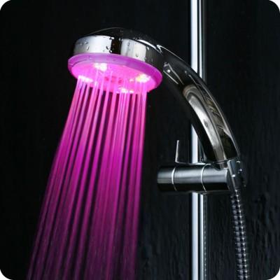 Dusch med belysning