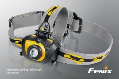 Hodelykt Fenix HL30 Premium R5, 200 lm