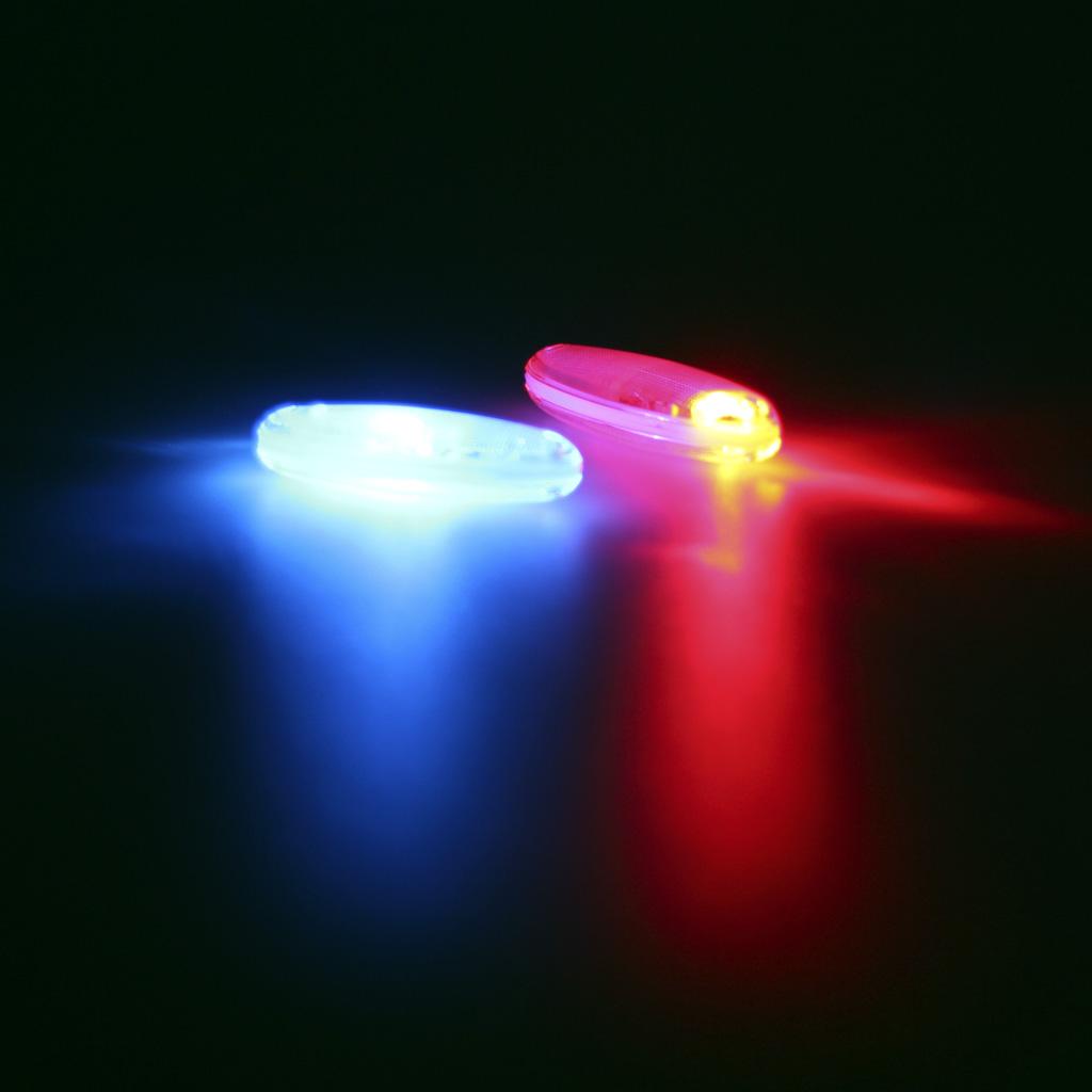 Vilkkuvat LED kulkuset 3,95€  VALOSTORE FI
