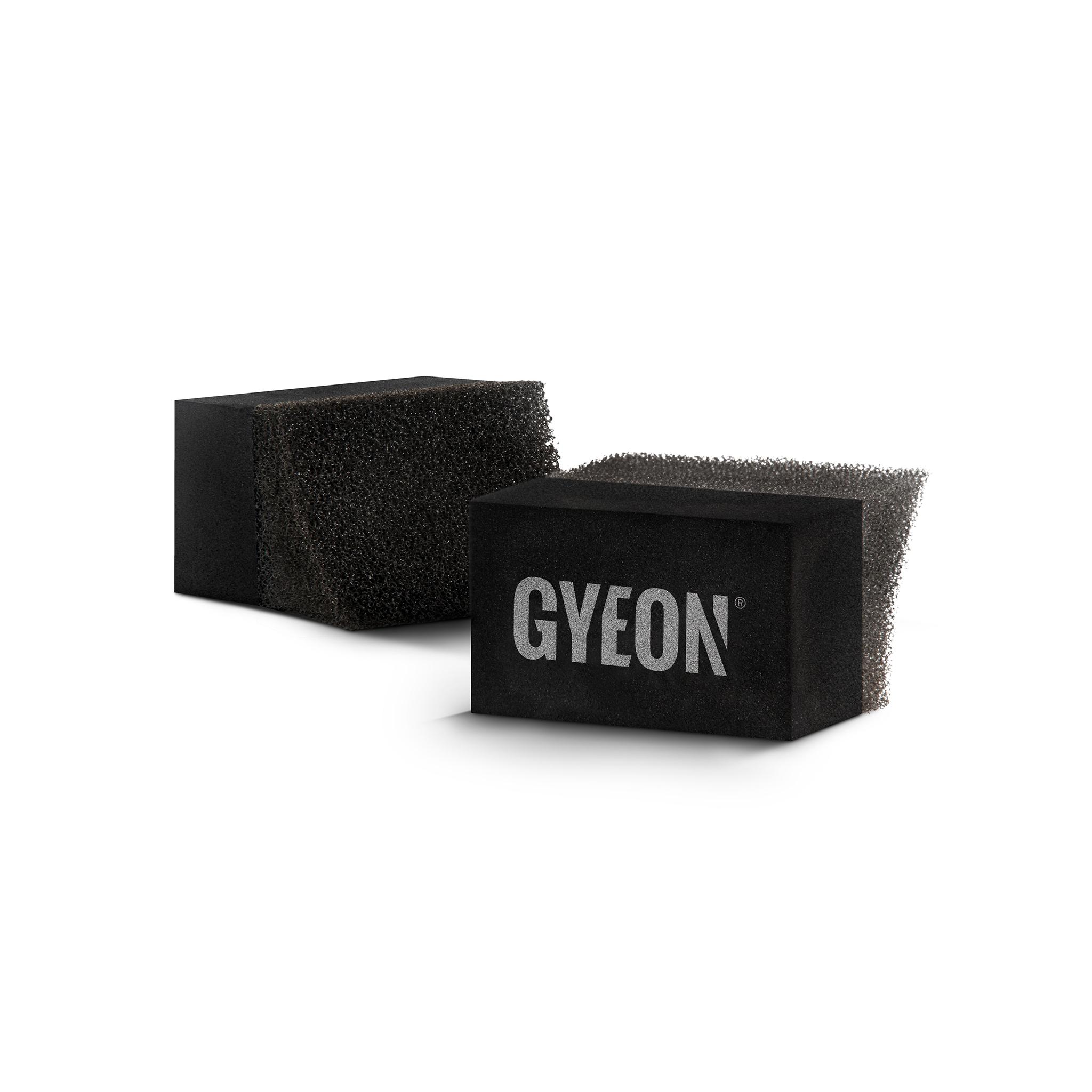 Däckglansapplikator Gyeon Q²M Tire Applicator, 2 st, Small, 2 kpl